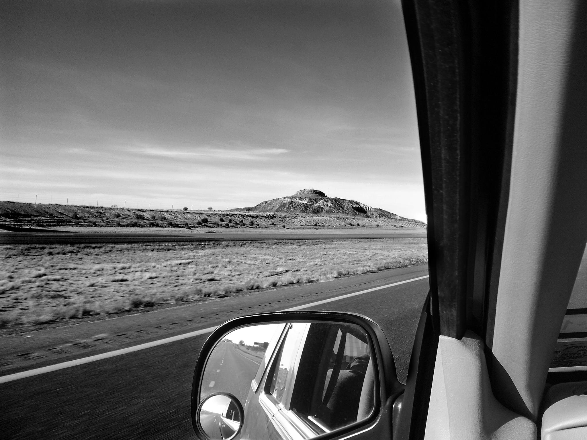 Road Trip, New Mexico by Tony Coelho Ramos