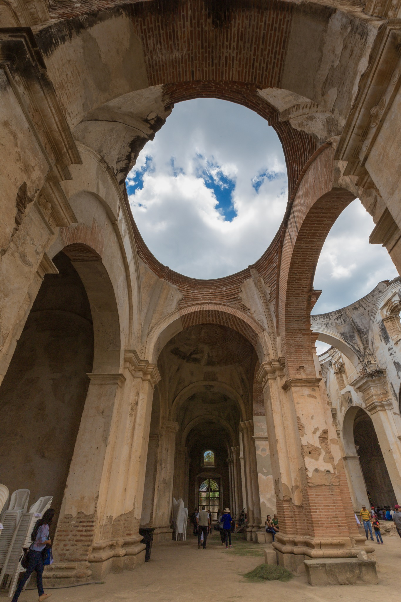 Catedral, La Antigua by rafael.ornelaseibanez