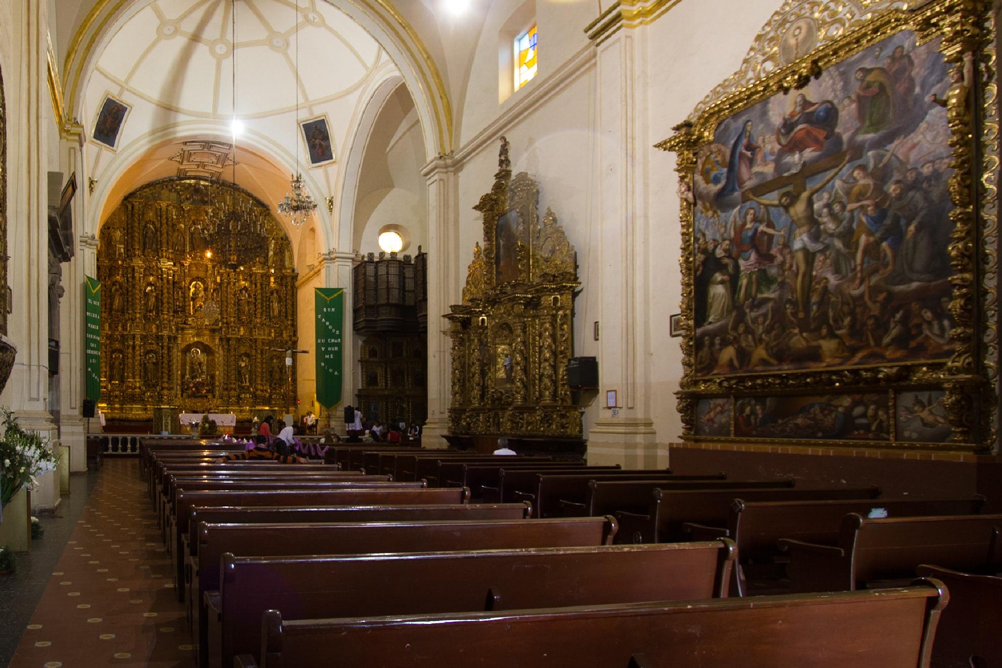 Templo de la Púrisima Concepción, Ozumba by rafael.ornelaseibanez