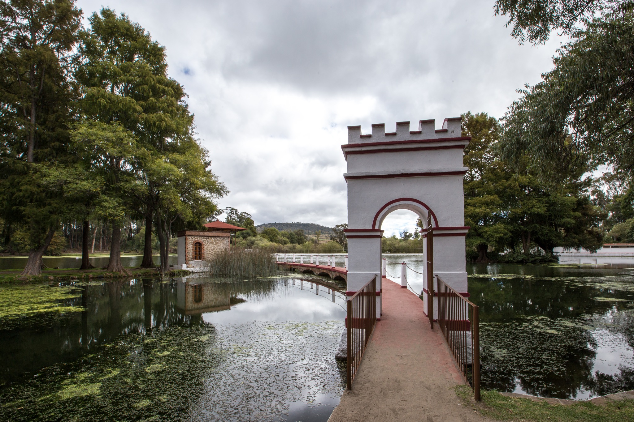 Ex hacienda de Chautla puente by rafael.ornelaseibanez