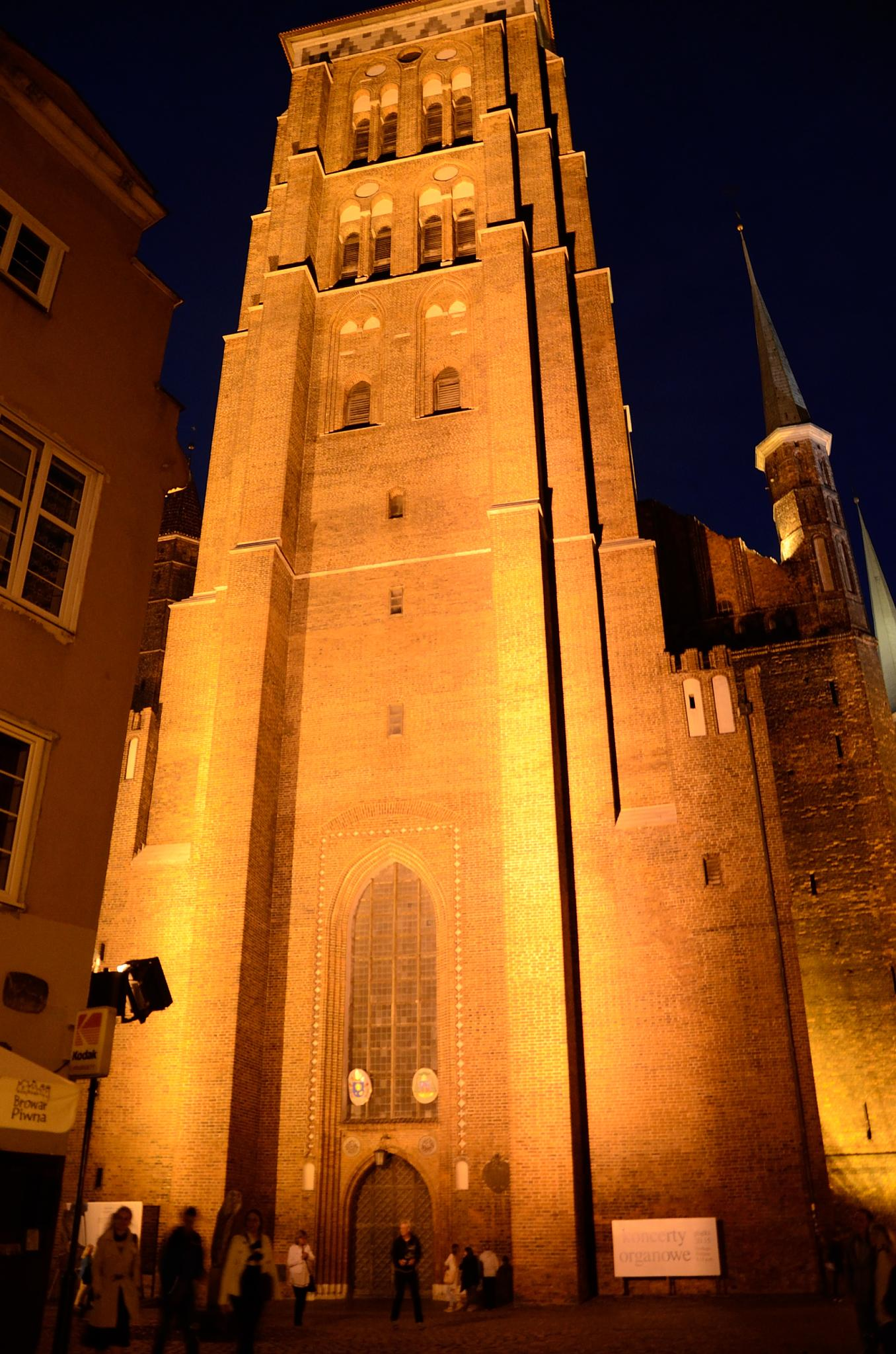 Gdańsk - the St. Mary's Basilica by habibi27