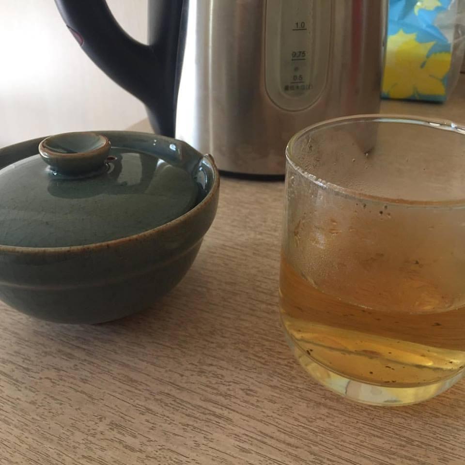 a Hong Shui oolong  tea by Judy Barnes