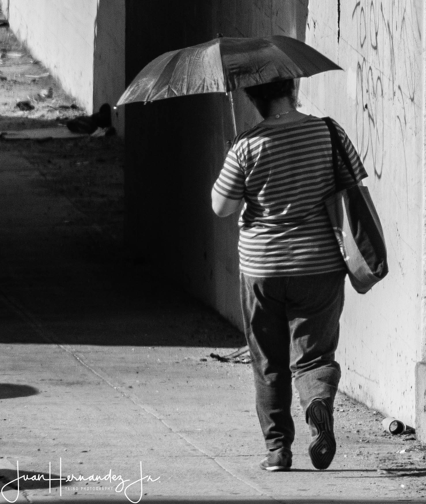 """The Long Walk Home"" by Juan Hernandez Jr."