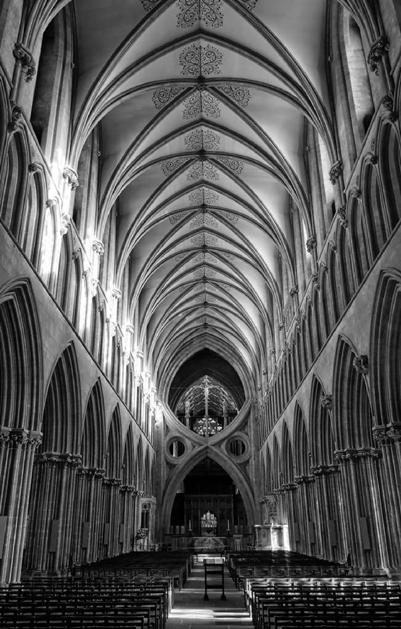 Wells Cathedral by quentin.robertson.77