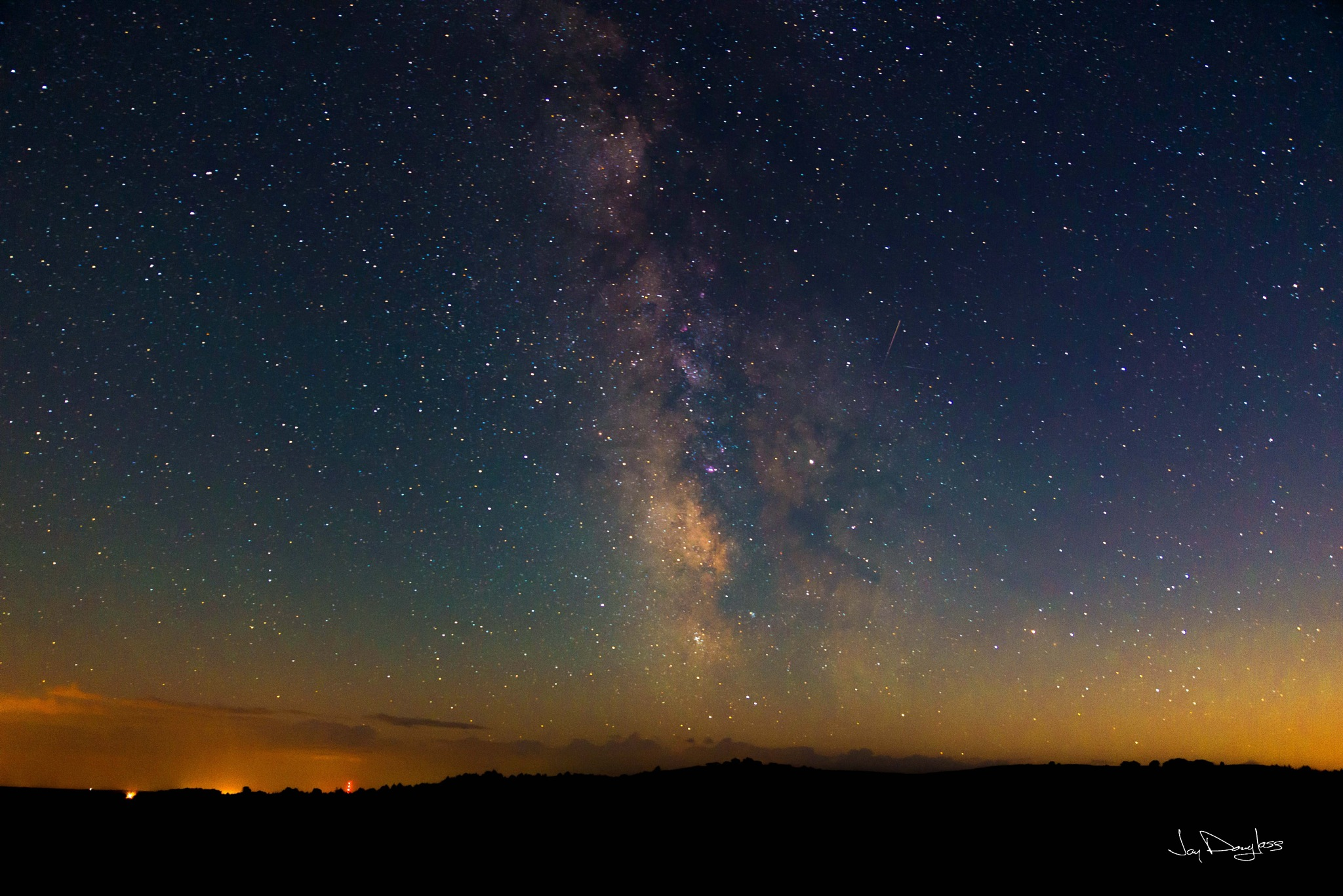 Milky Way by Jay Douglass