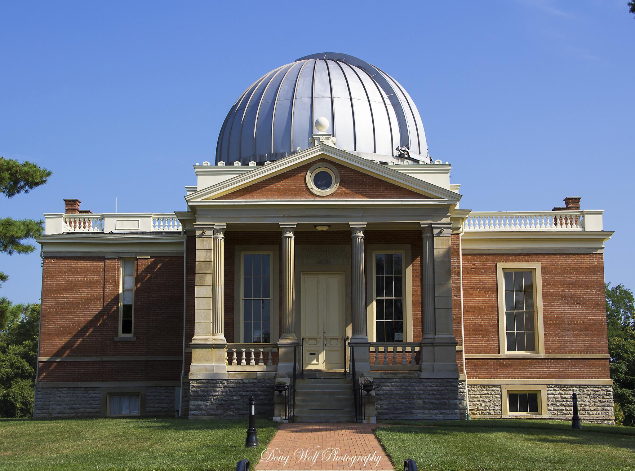 Cincinnati Observatory by Douglas K. Wolf