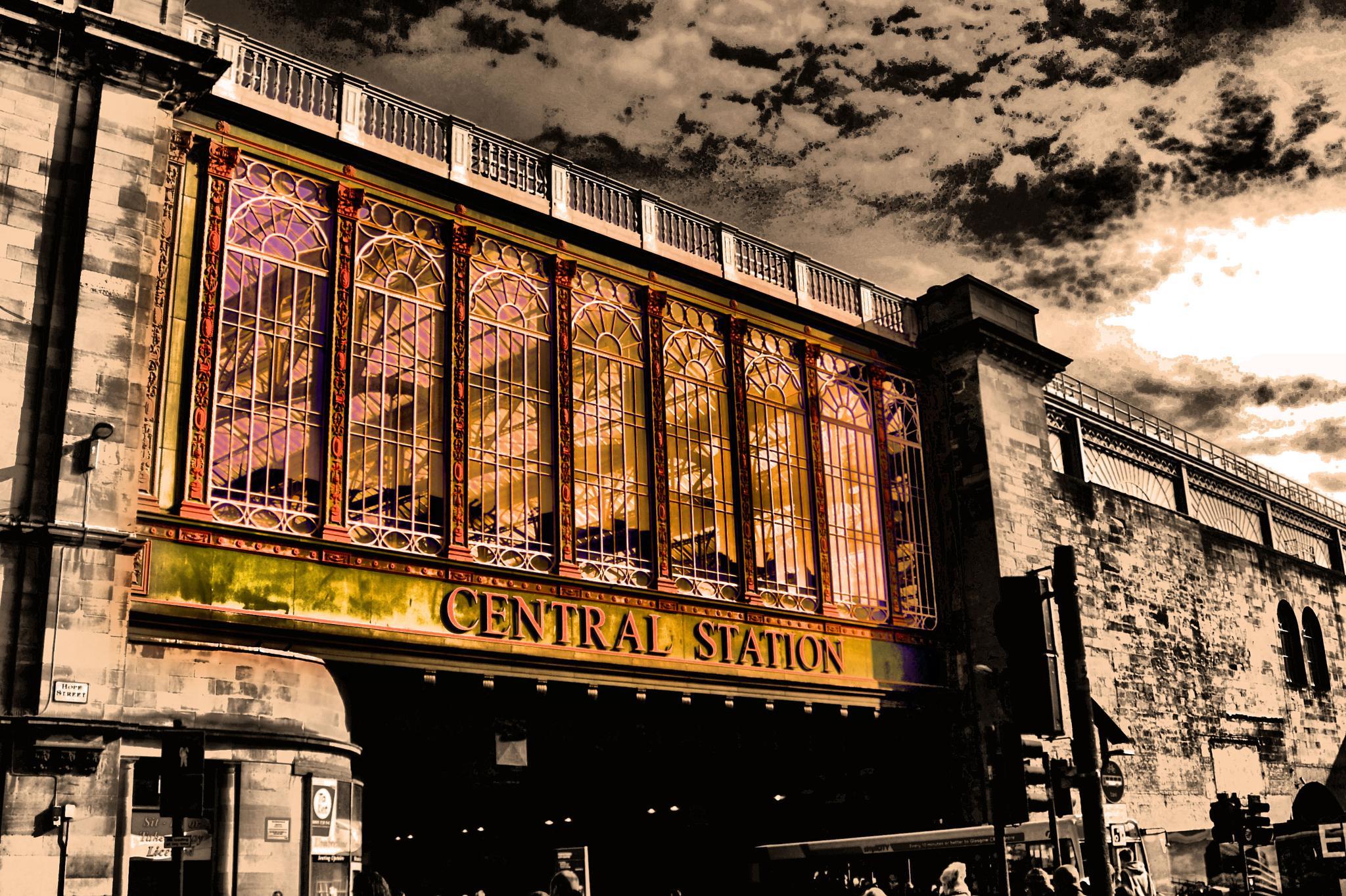Glasgow by acawley1