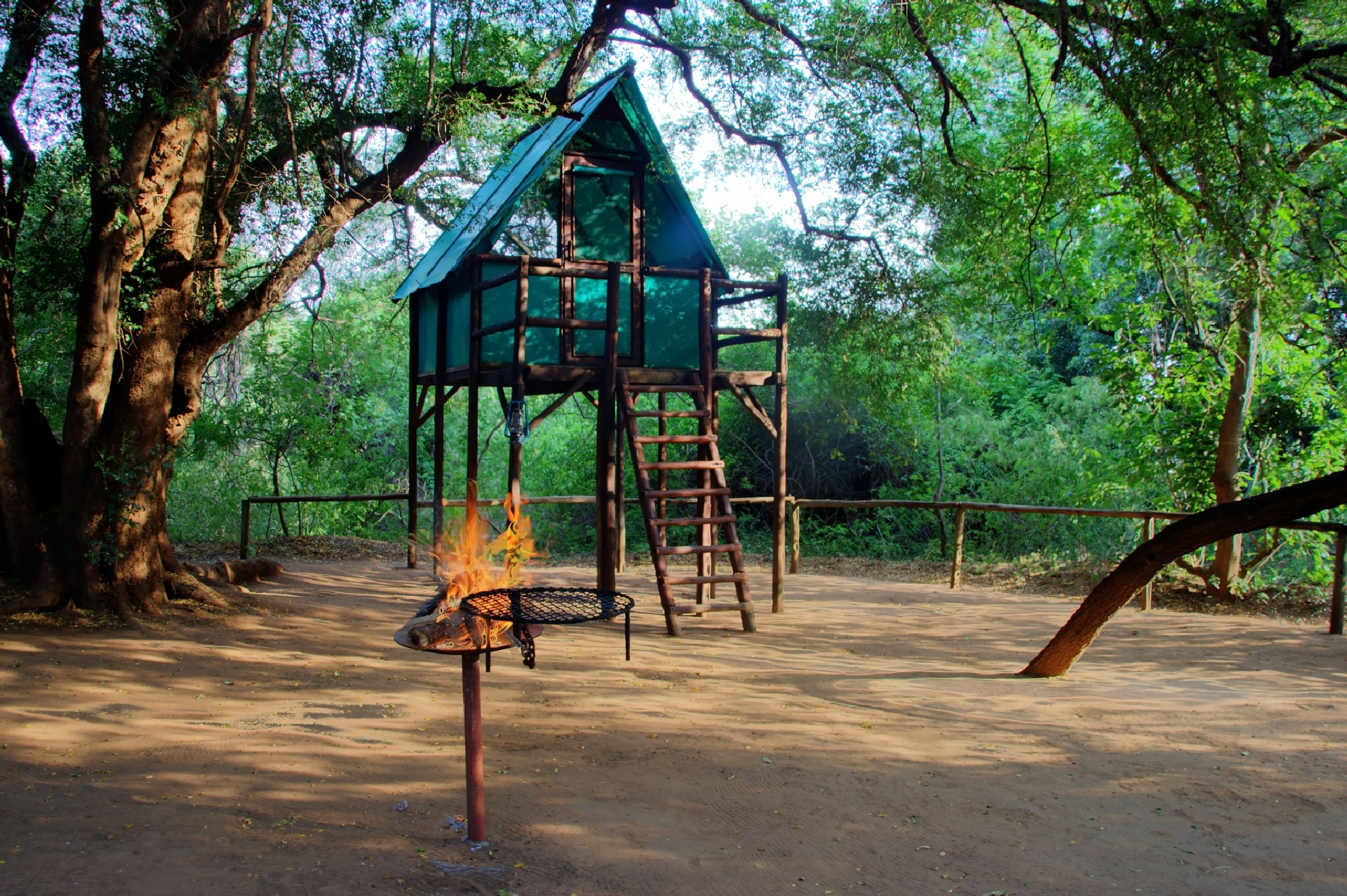 Bush Camp by eddie.fisher.509