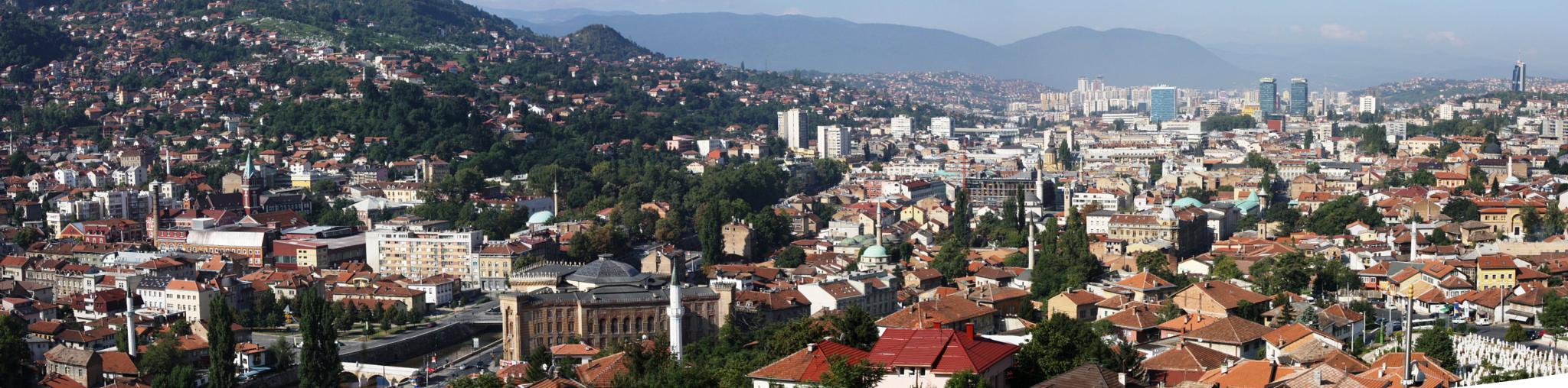 panoramica a Sarajevo by renzo.arena.5