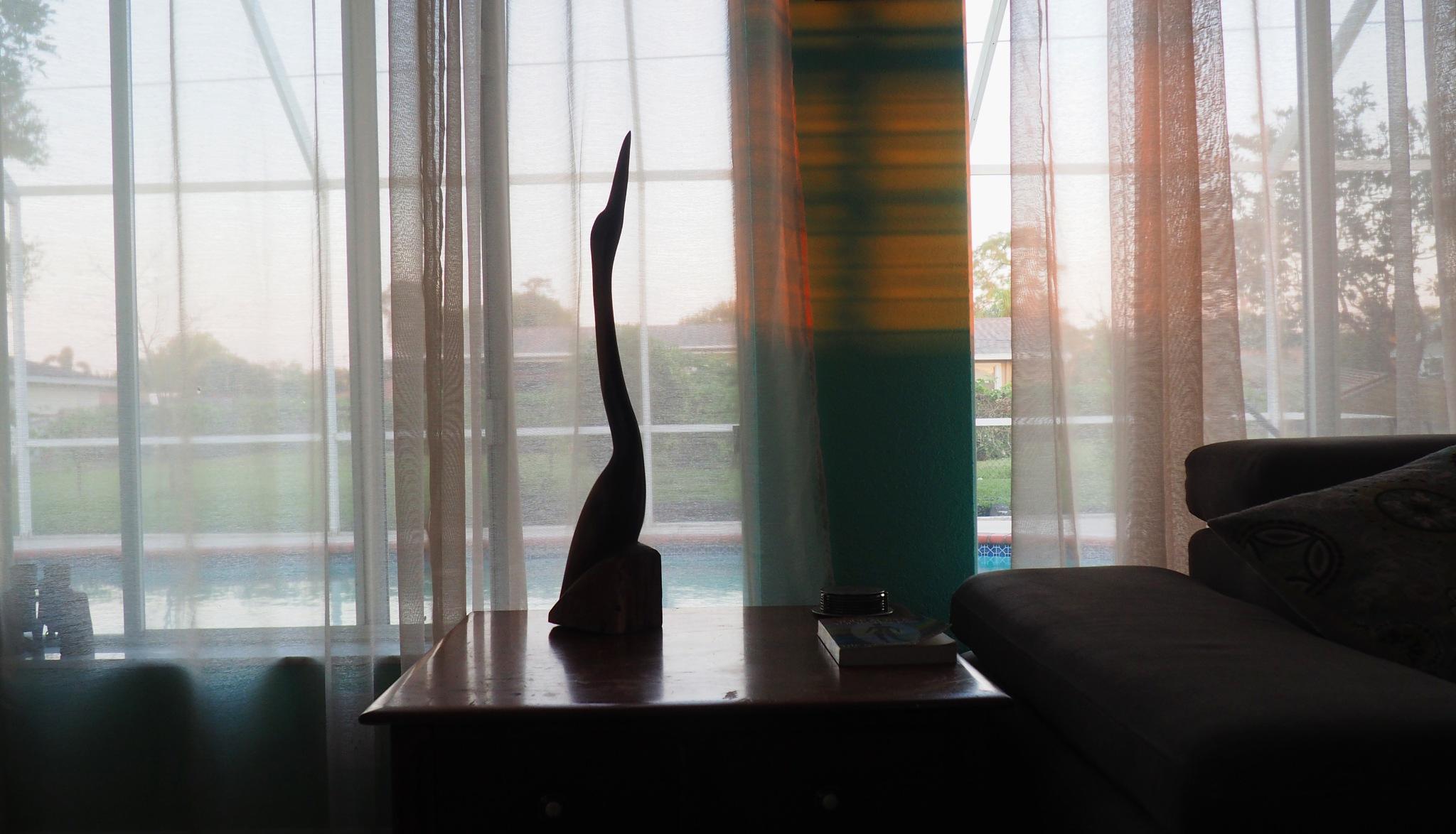 Wooden Crane by mark.khan.7161