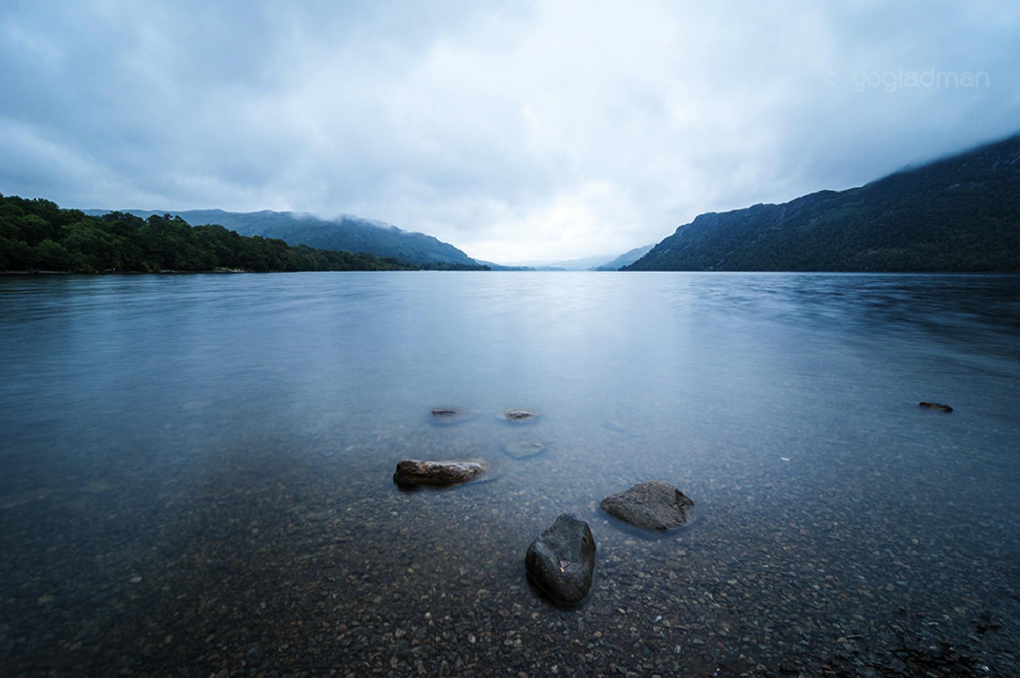 Ullswater Lake by yogladman