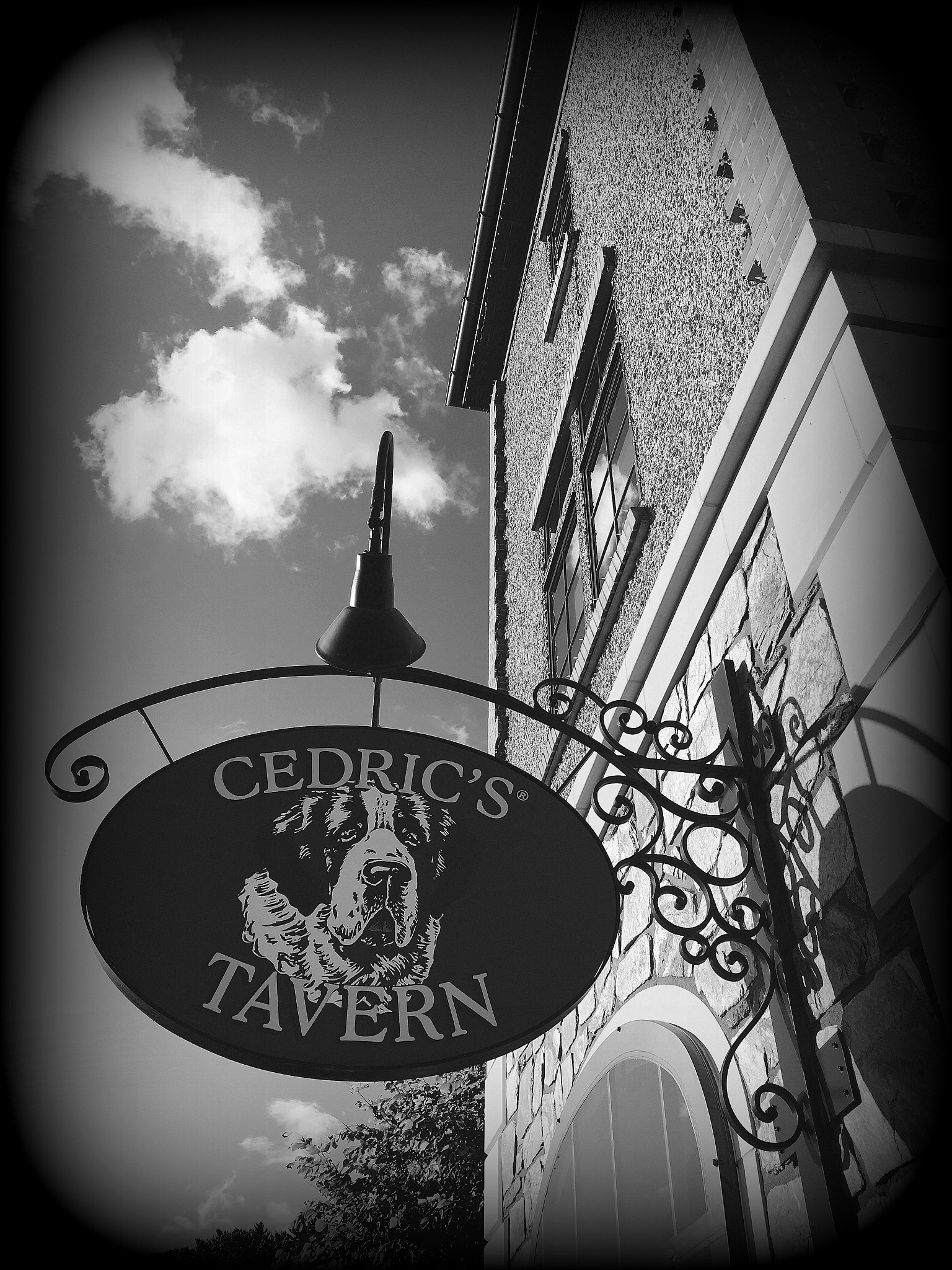 Cedric's Tavern  by becky.c.jones.3