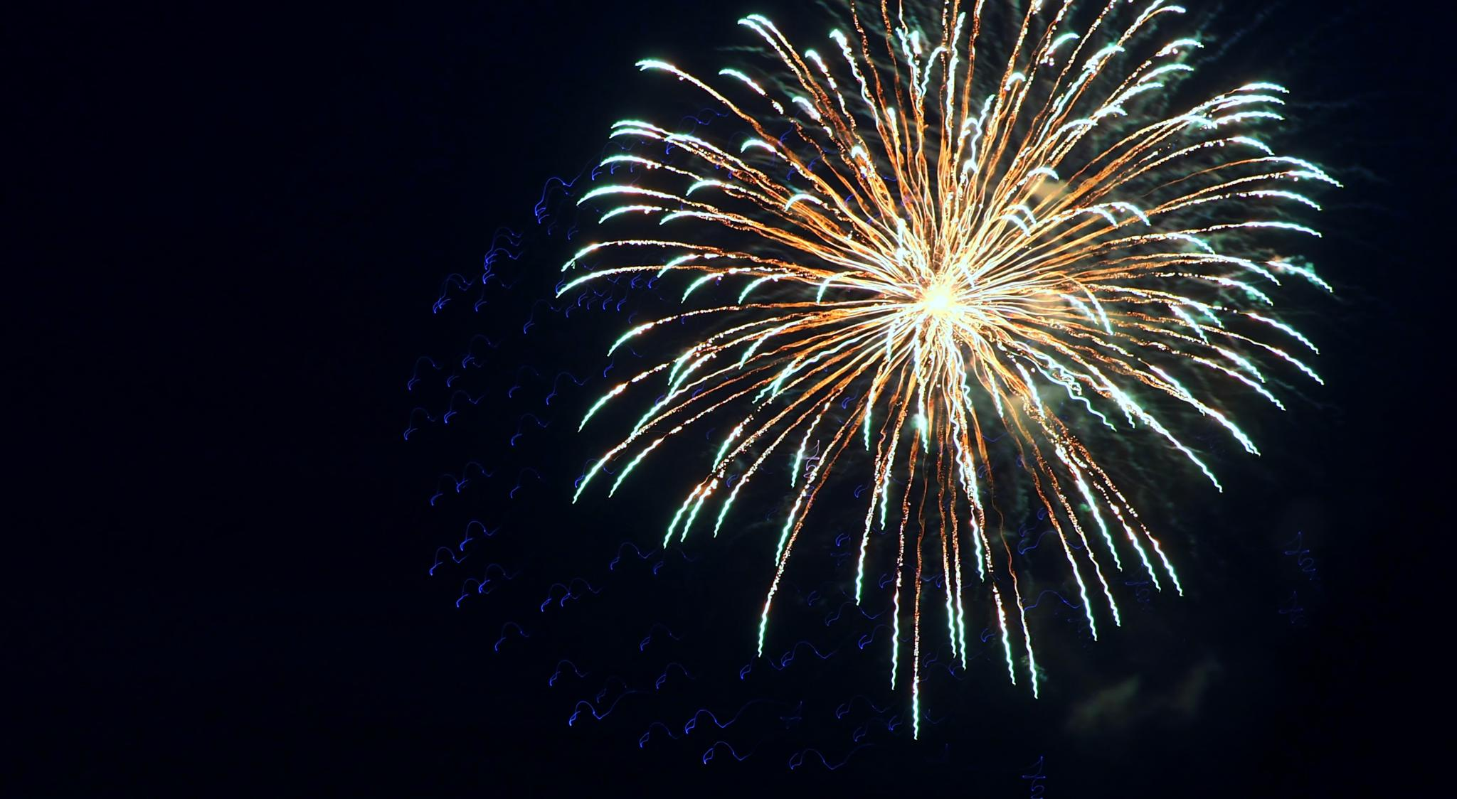 Tuesday Summer Fireworks by william.l.bosley