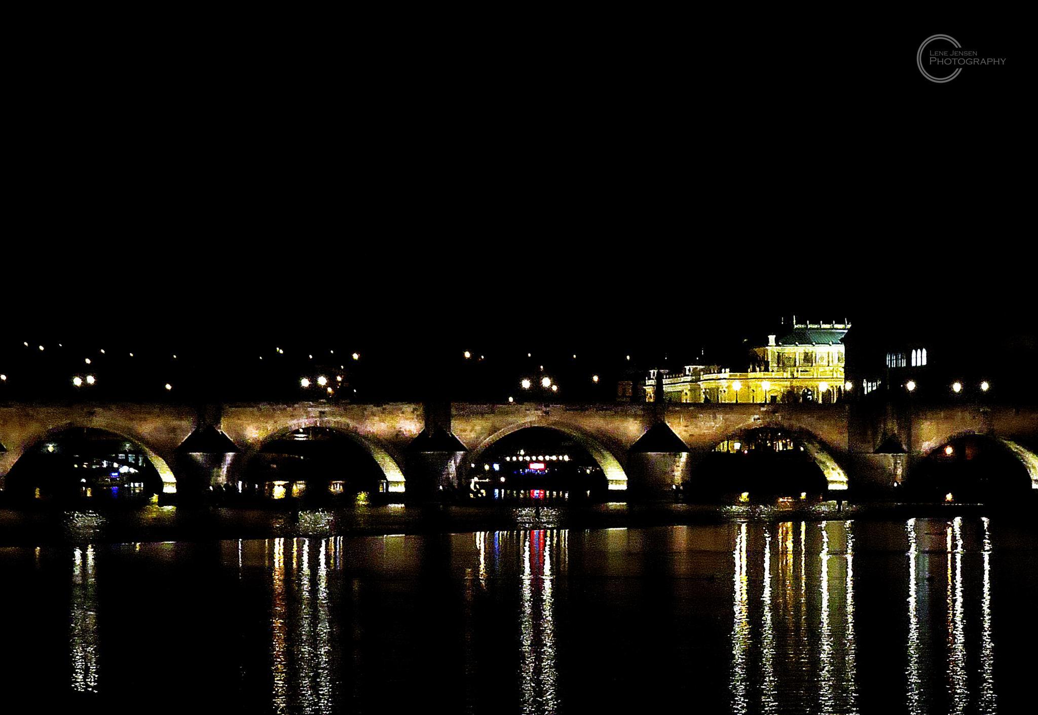 Charles bridge  by lenejohansen969