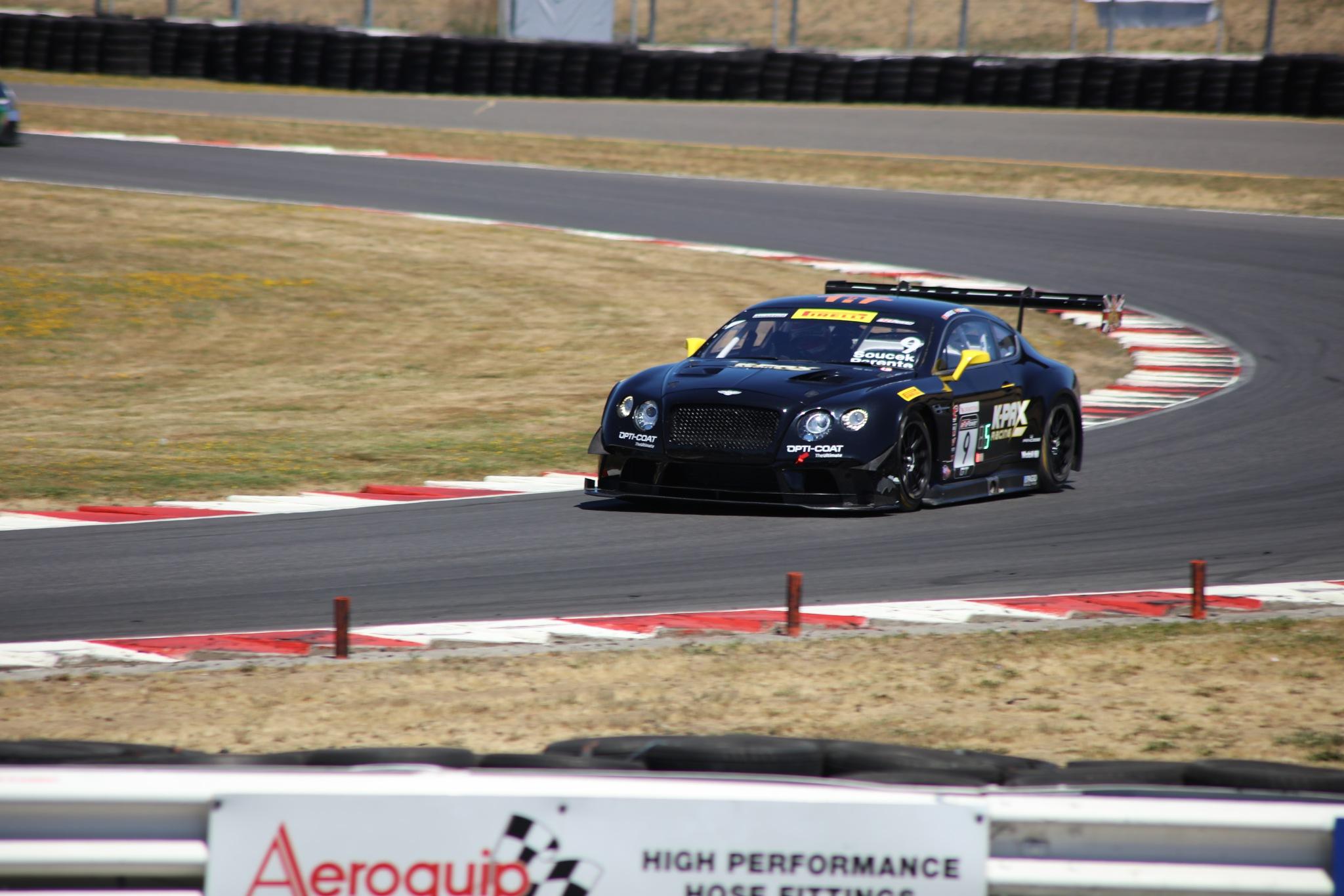 Bentley Race car by richard.klaus.900