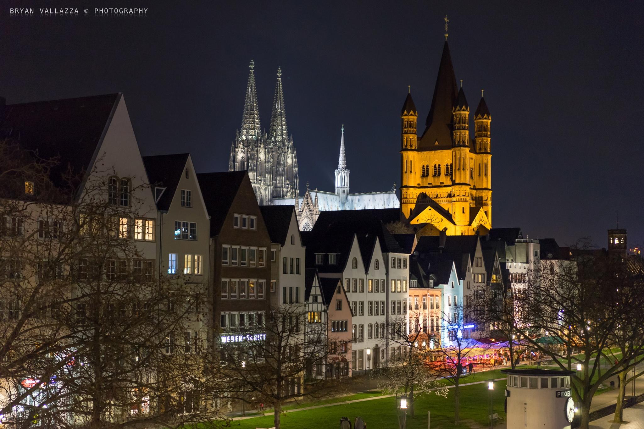 Cologne by bryanvallazza