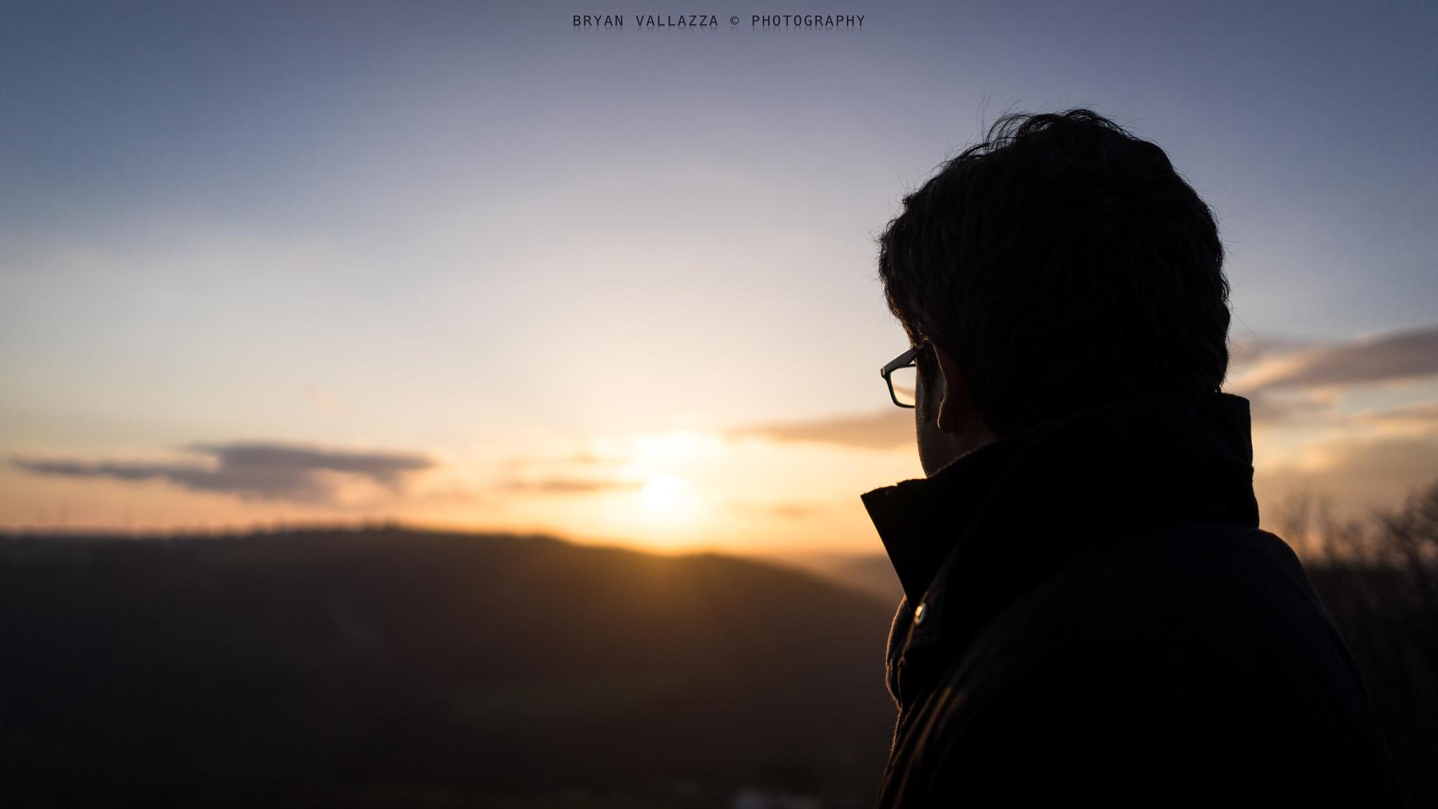Sunset by bryanvallazza