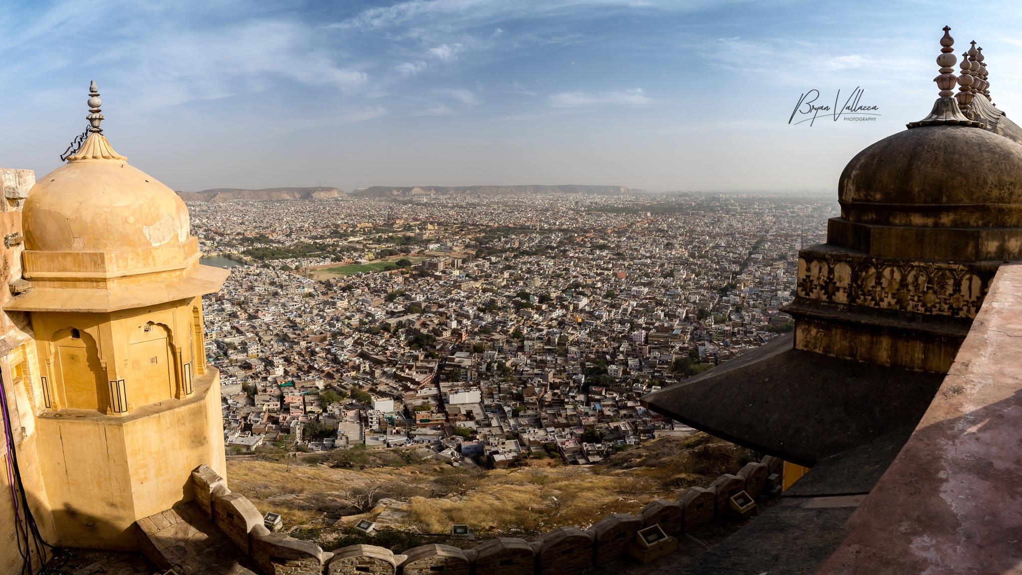 Jaipur by bryanvallazza