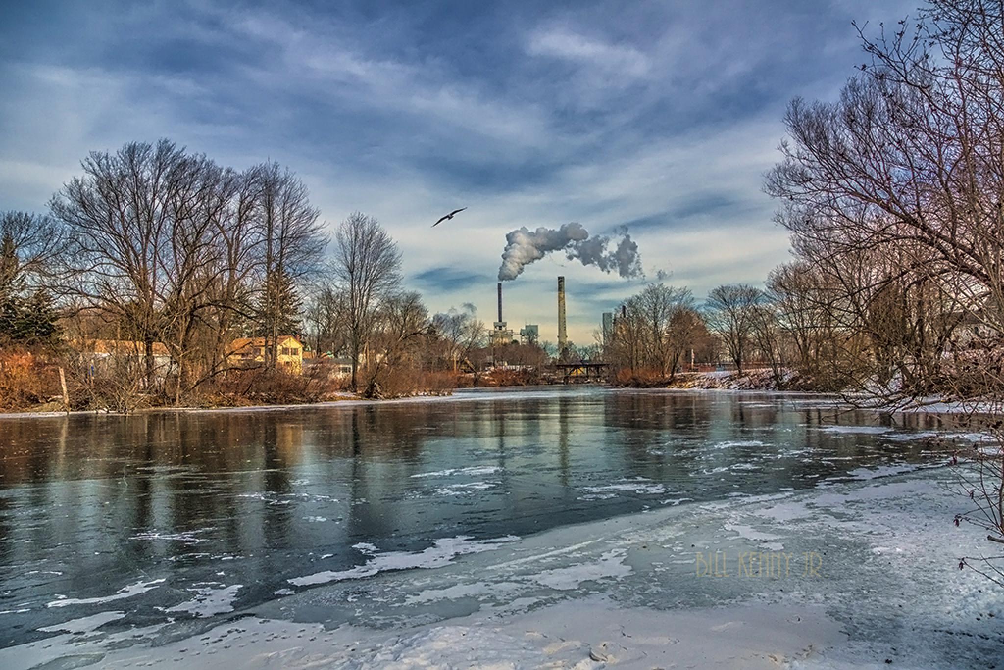 Riverbank Park by BilloKenny