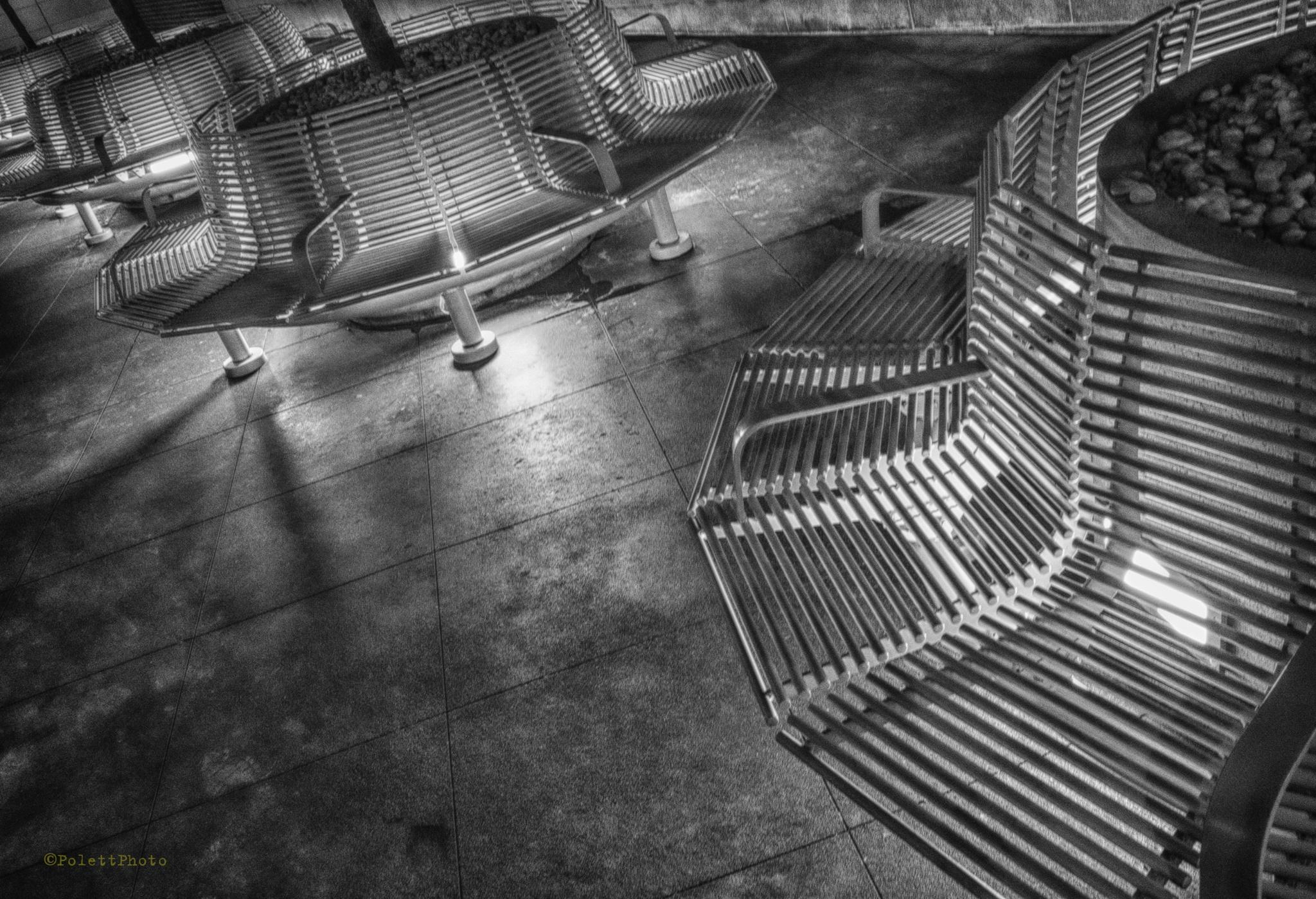 Battery Park UFOs by Polettphoto