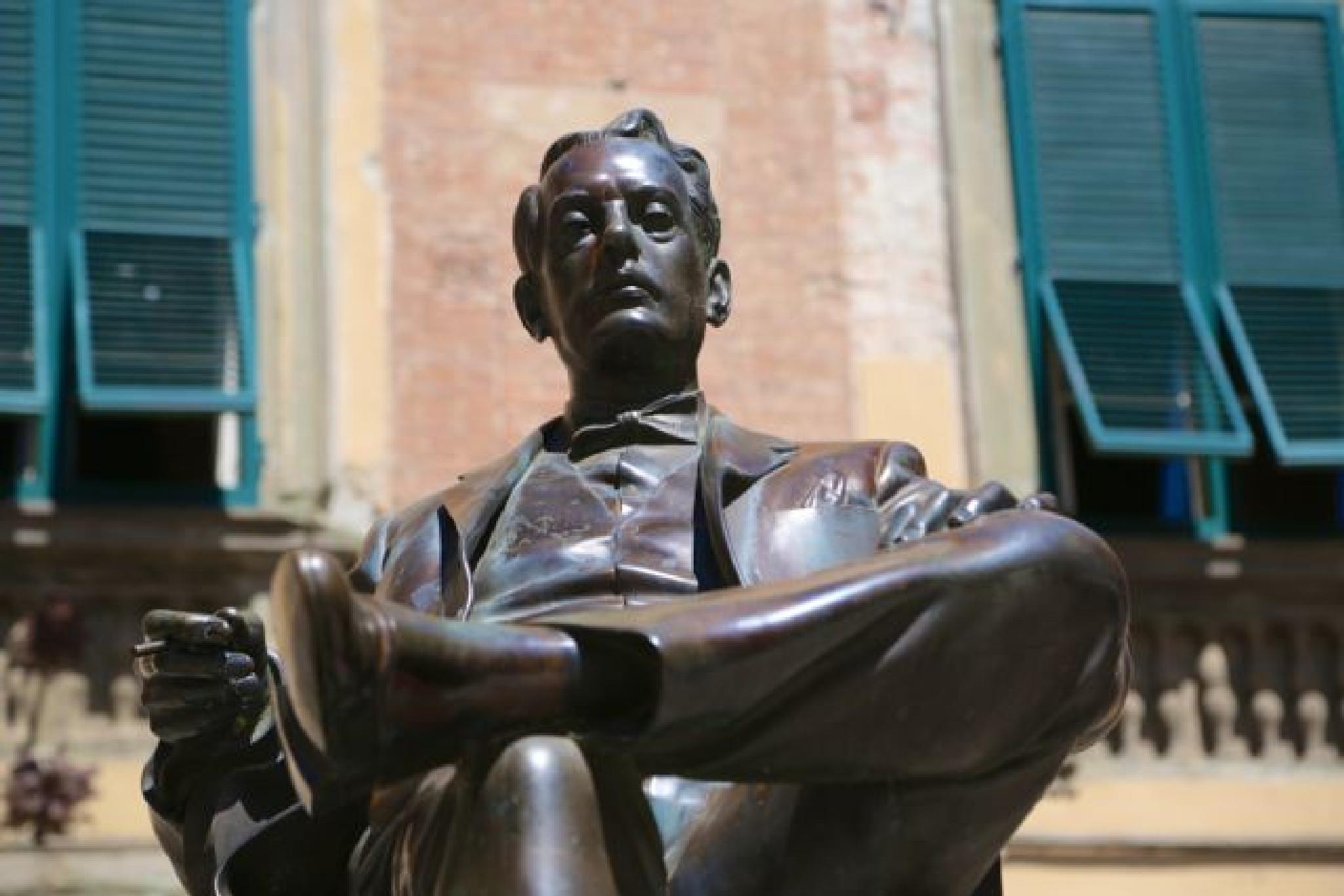 Giacomo Puccini by ralf.dombrowski.3