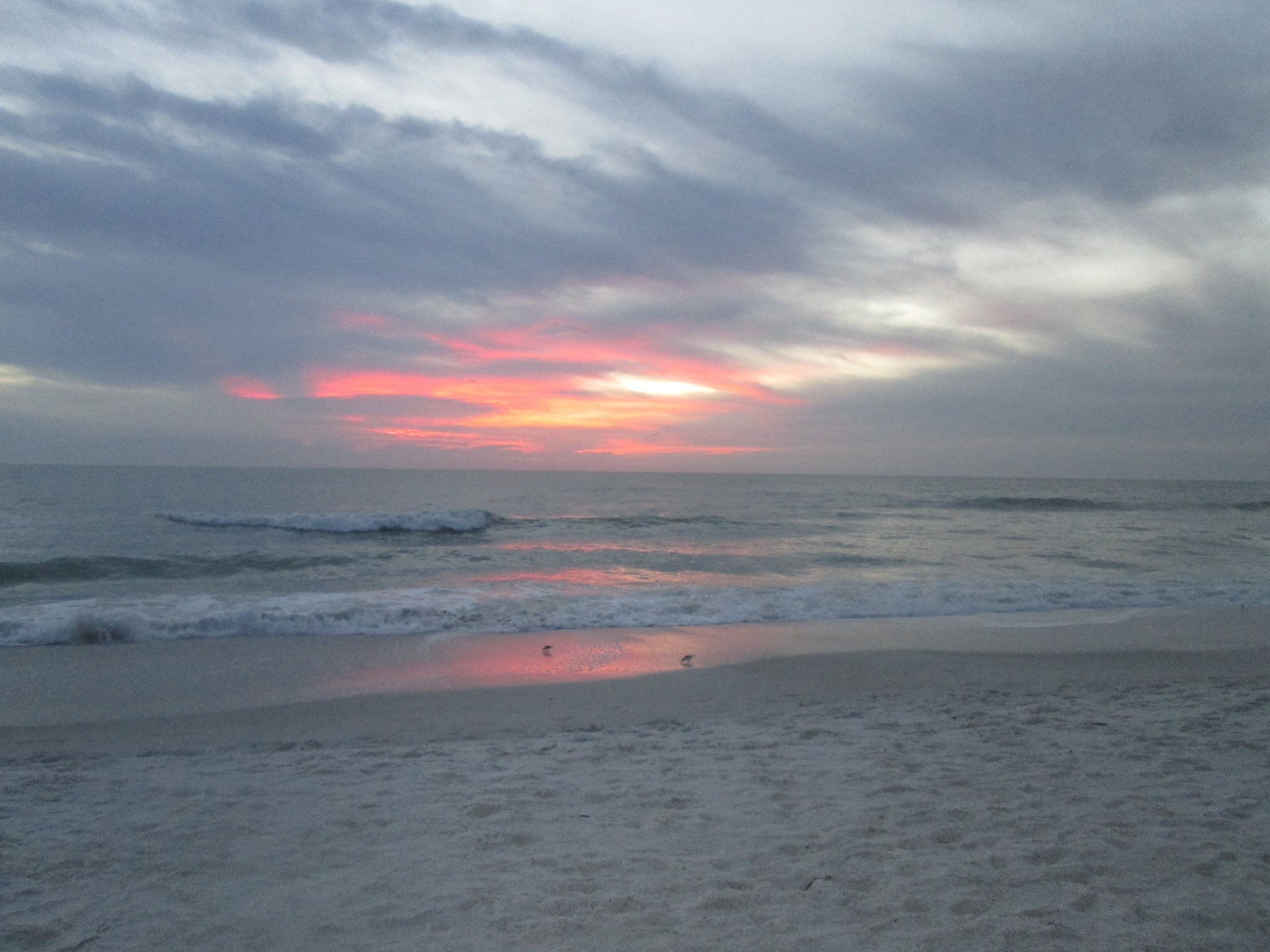 sunset on anna maria island by pamela.kanarr