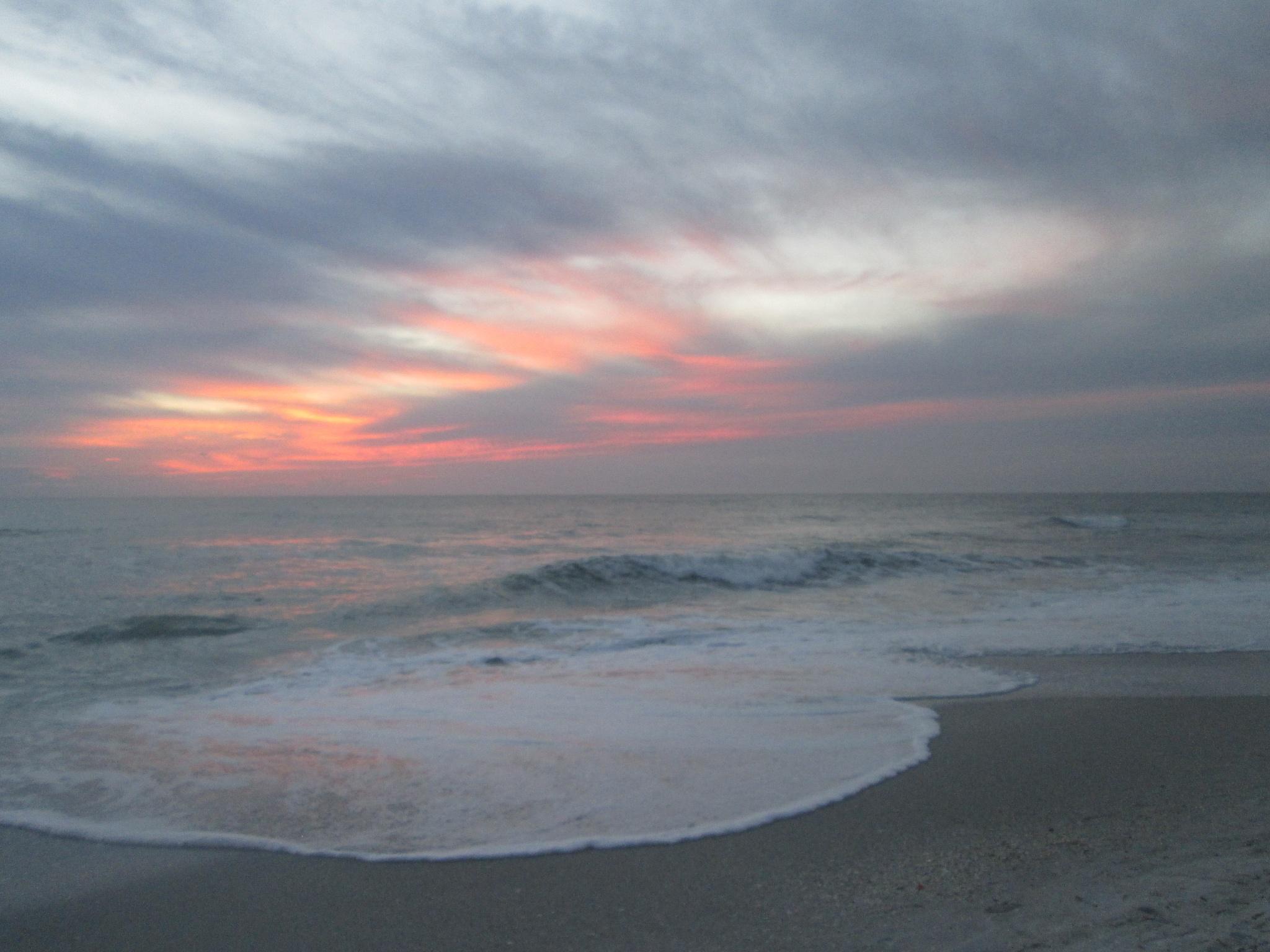 pink sky at night, sailors delight by pamela.kanarr