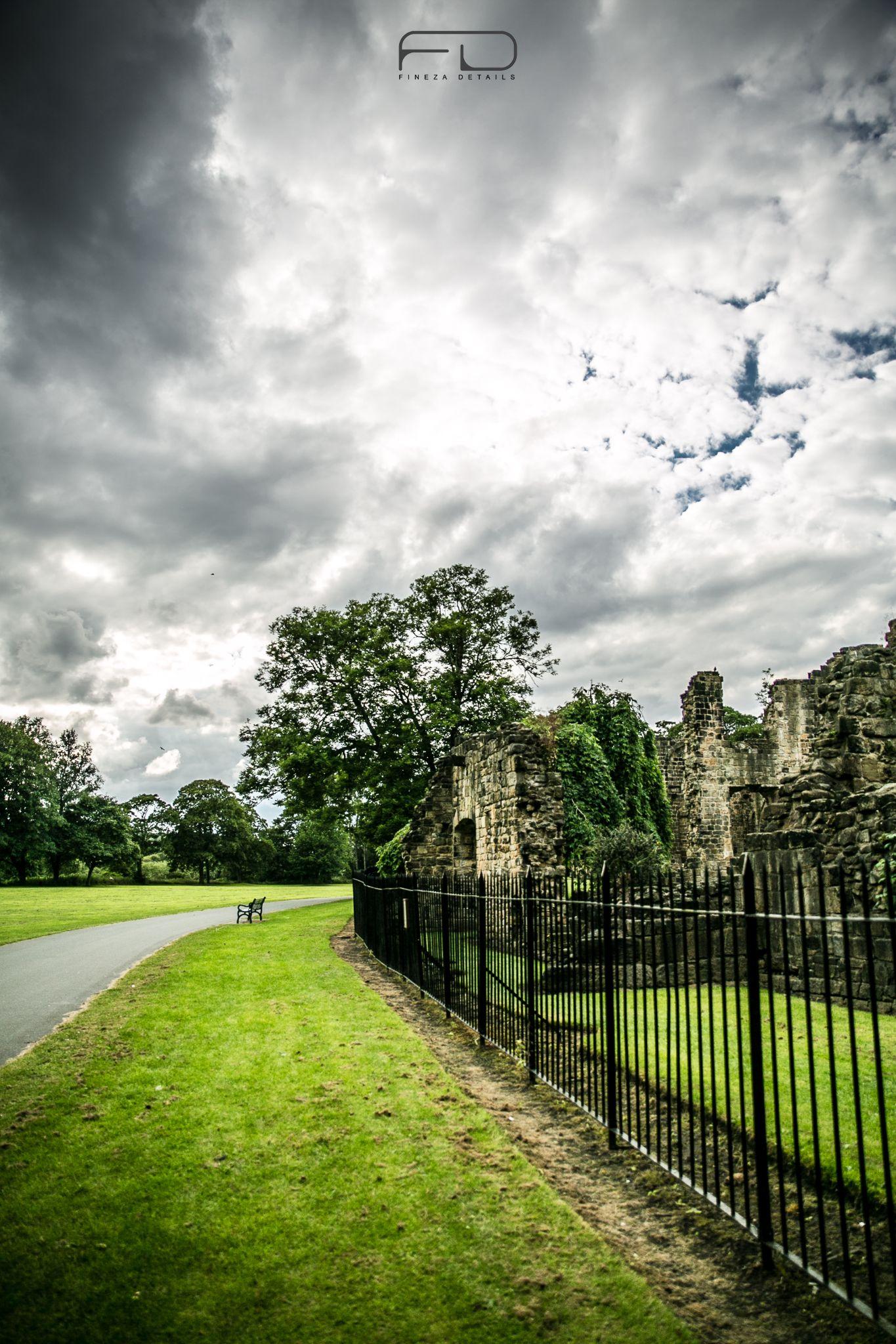 Kirkstall Abbey by Khalid_Fineza  Details