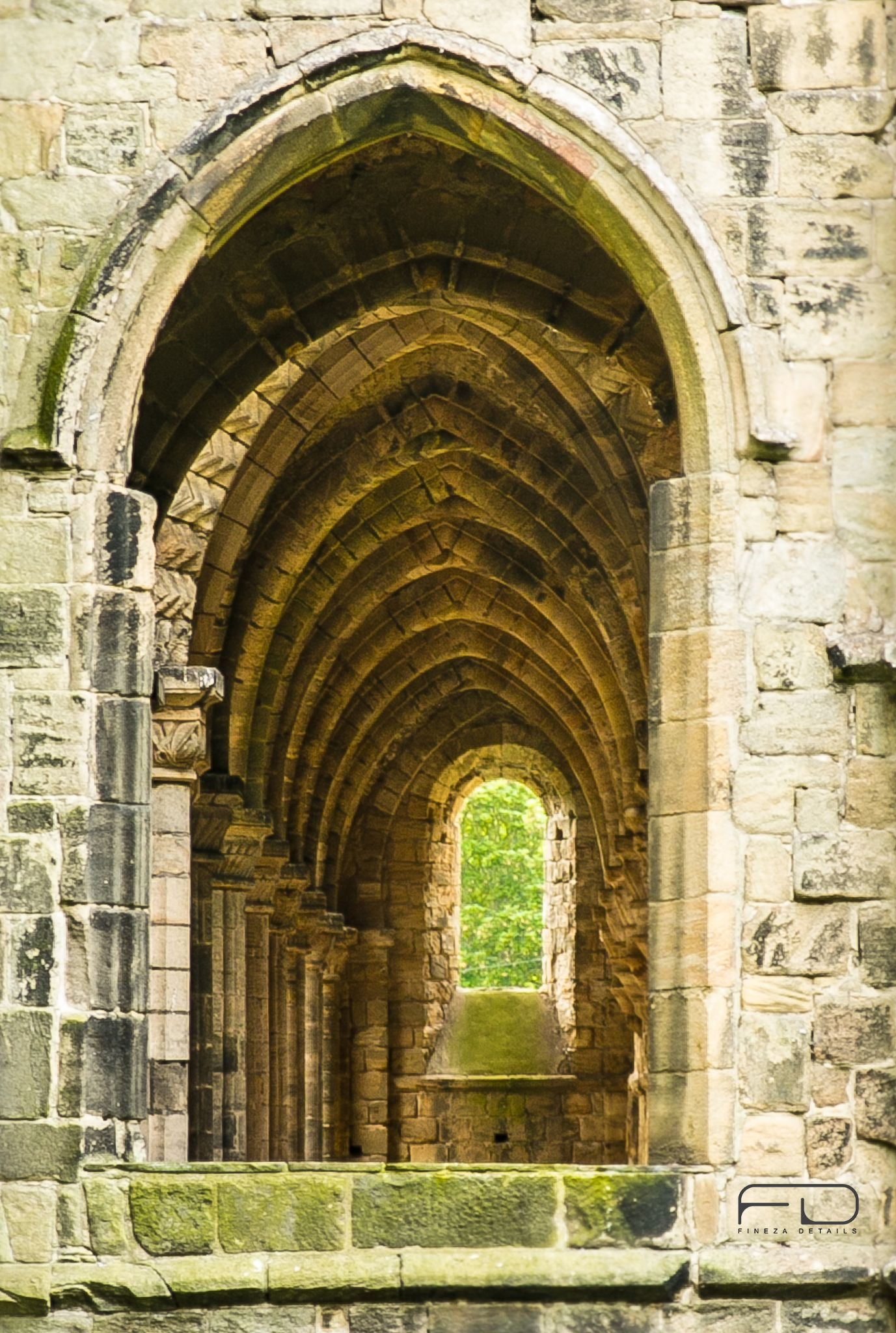 Through the arches by Khalid_Fineza  Details