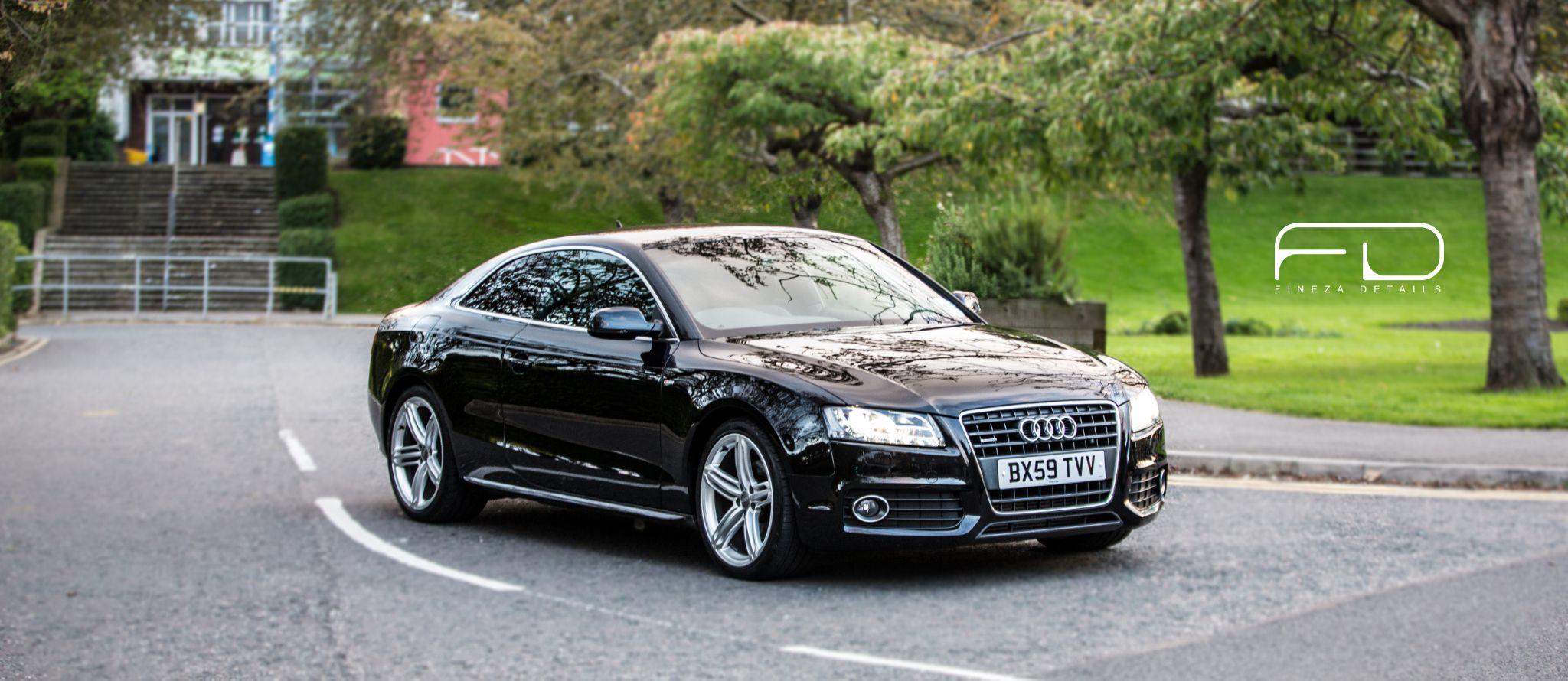 Audi A5 S line by Khalid_Fineza  Details