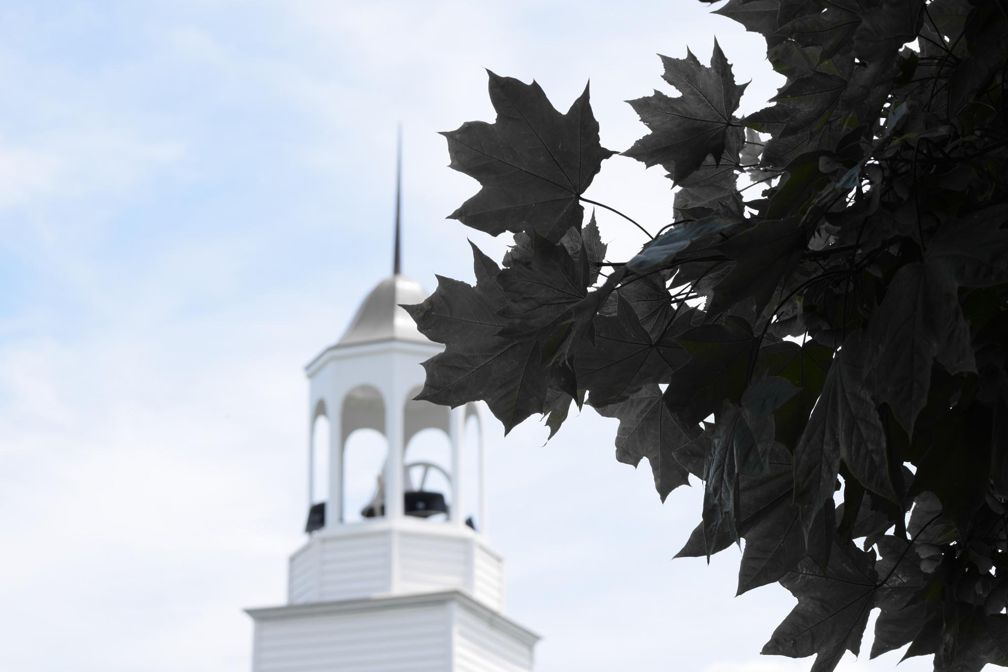 Church Steeple by Tegrey