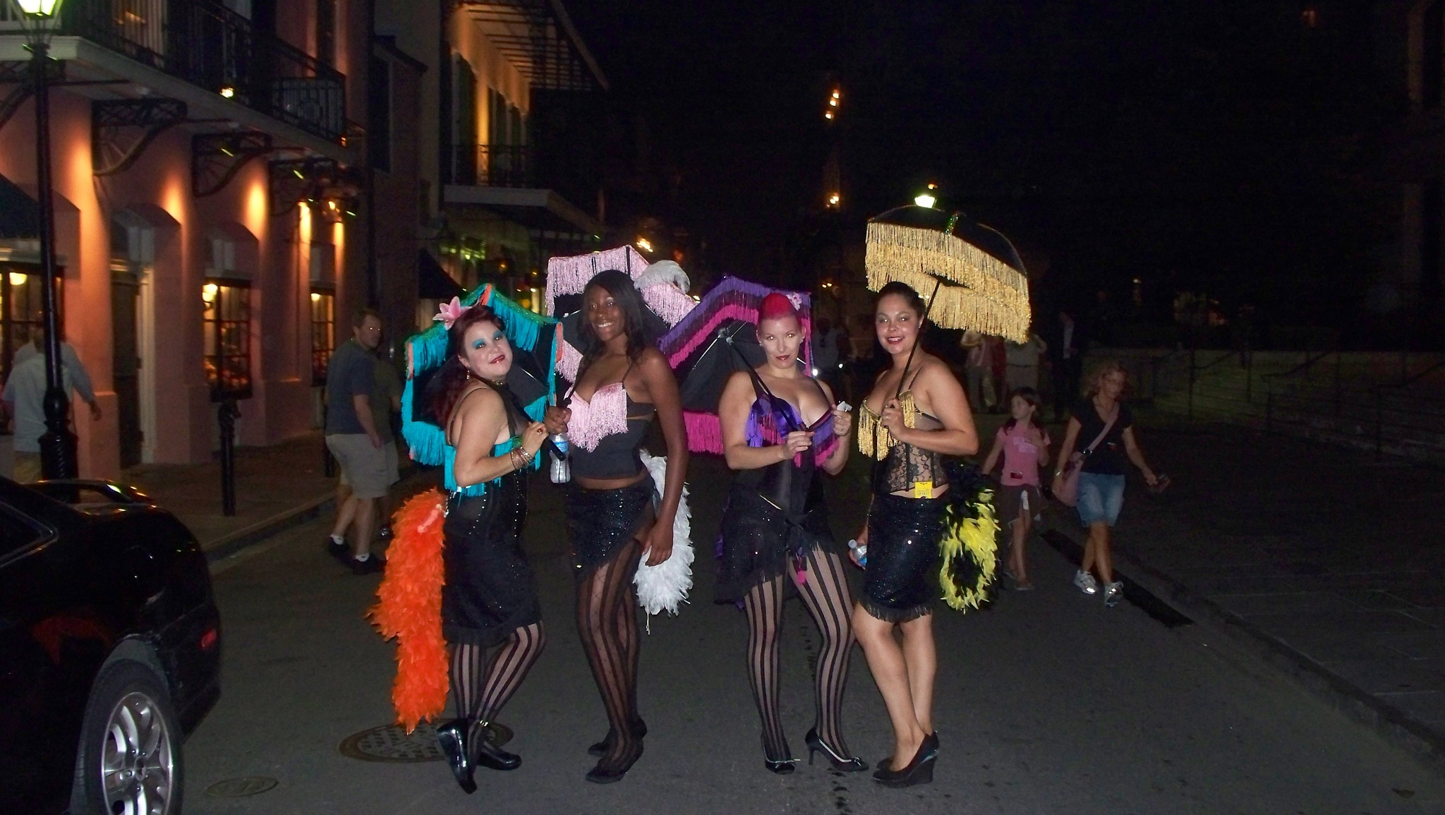 The girls of NOLA! by Tegrey