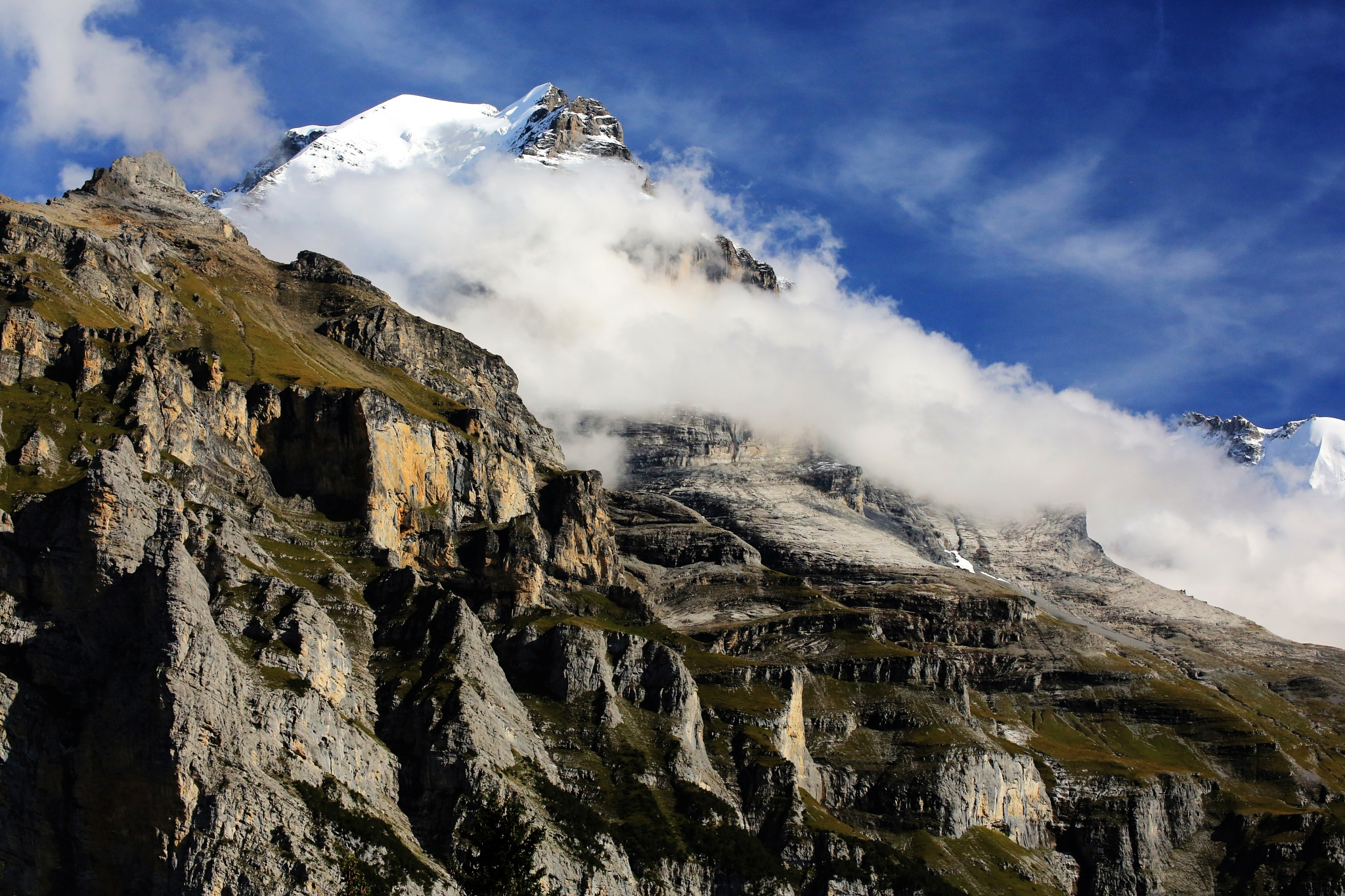 Touching the clouds by portillo45