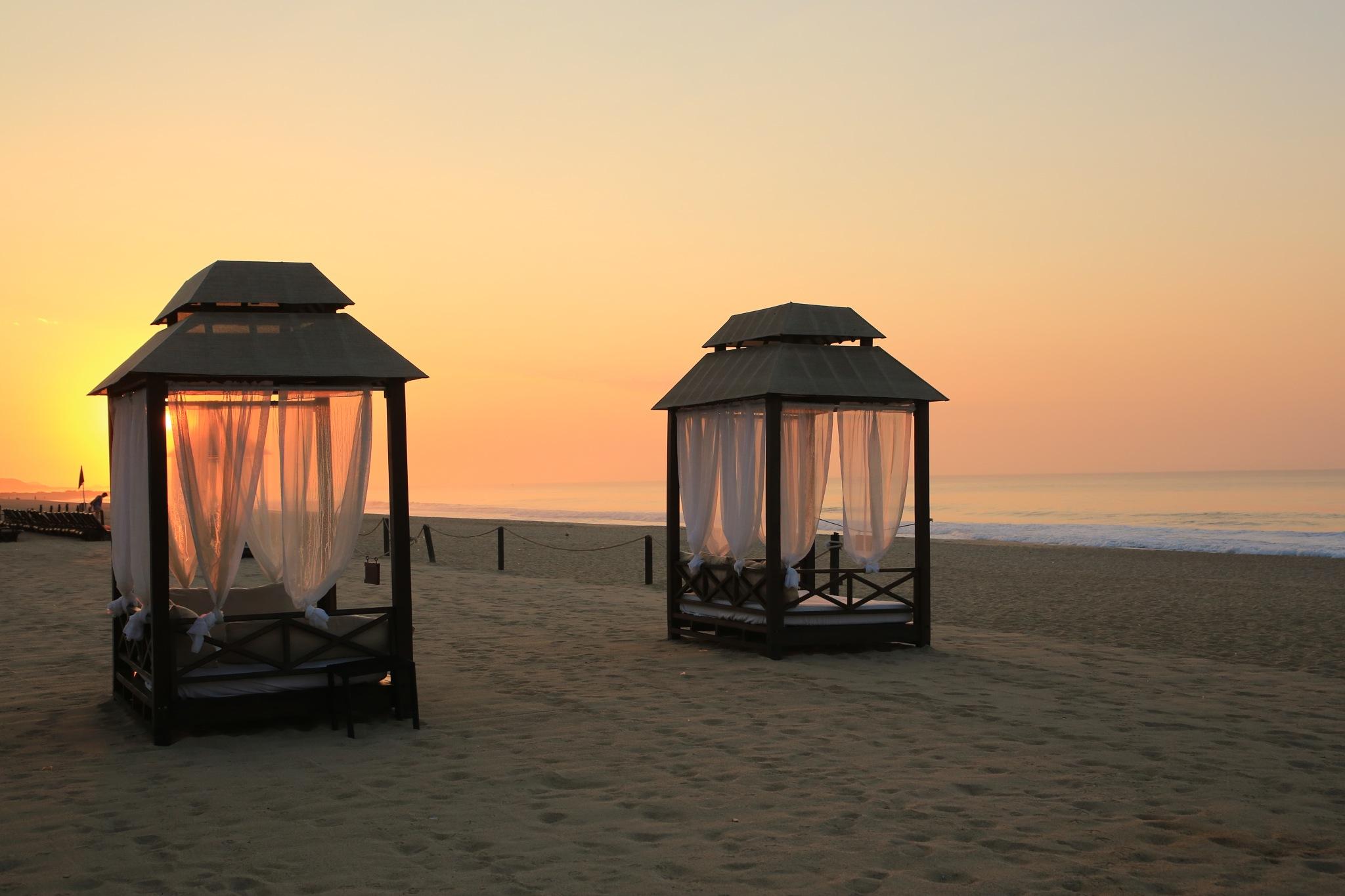 Sunrise in Cabo by portillo45