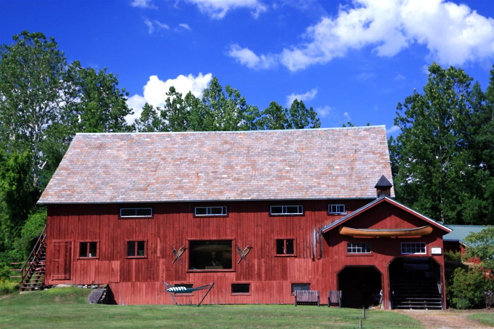 Vermont Barn by portillo45