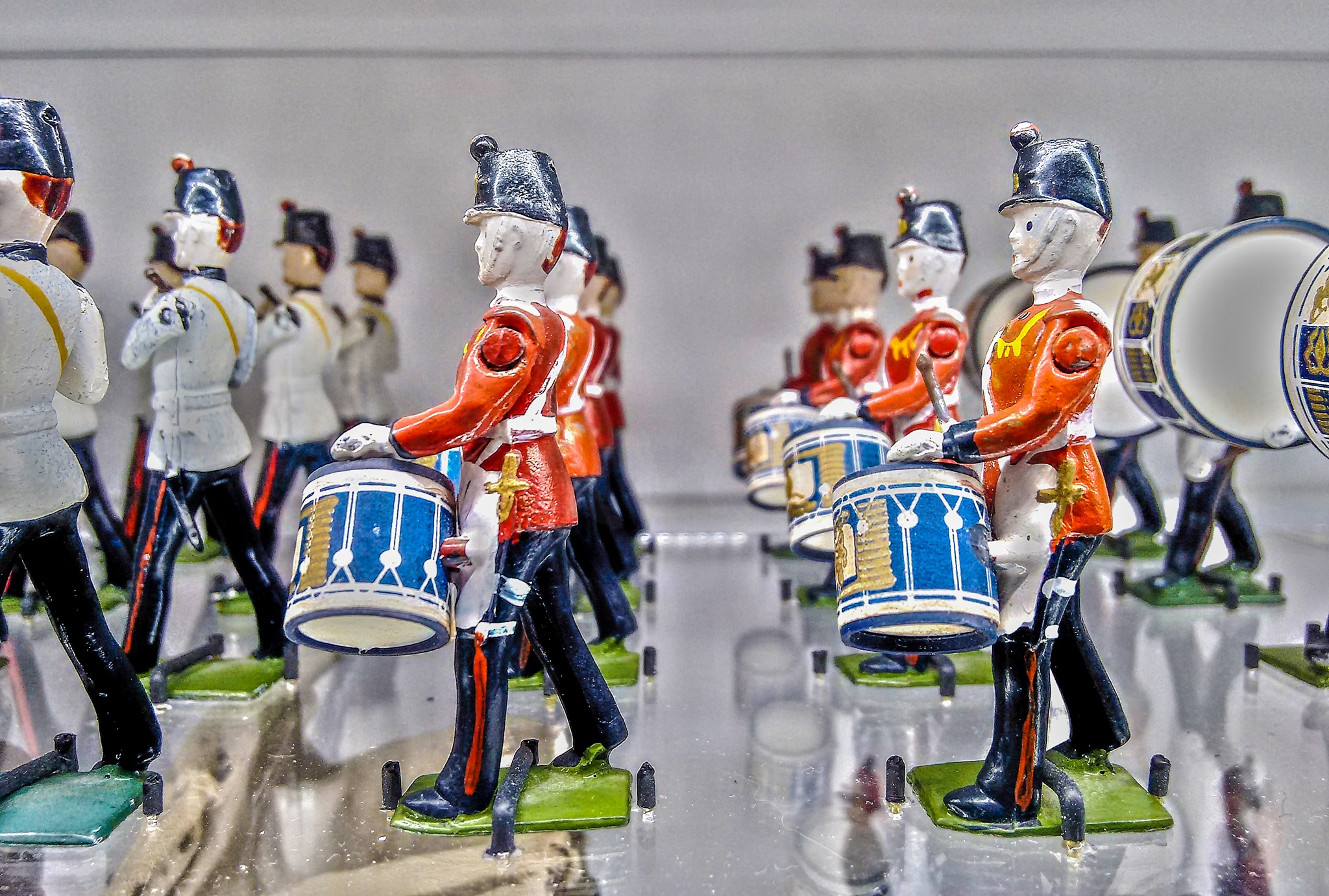 Soldiers March by Brian White