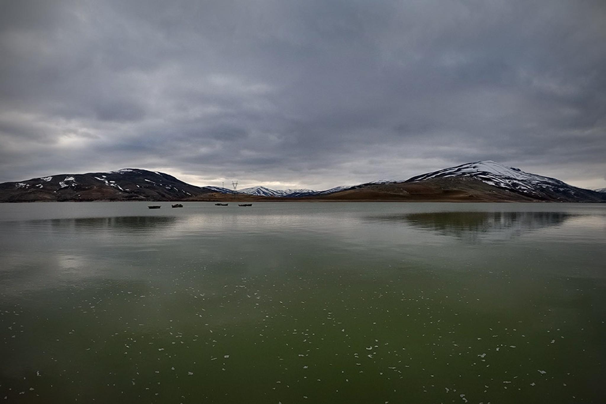 Mahabad Lake by Jamal 4 K