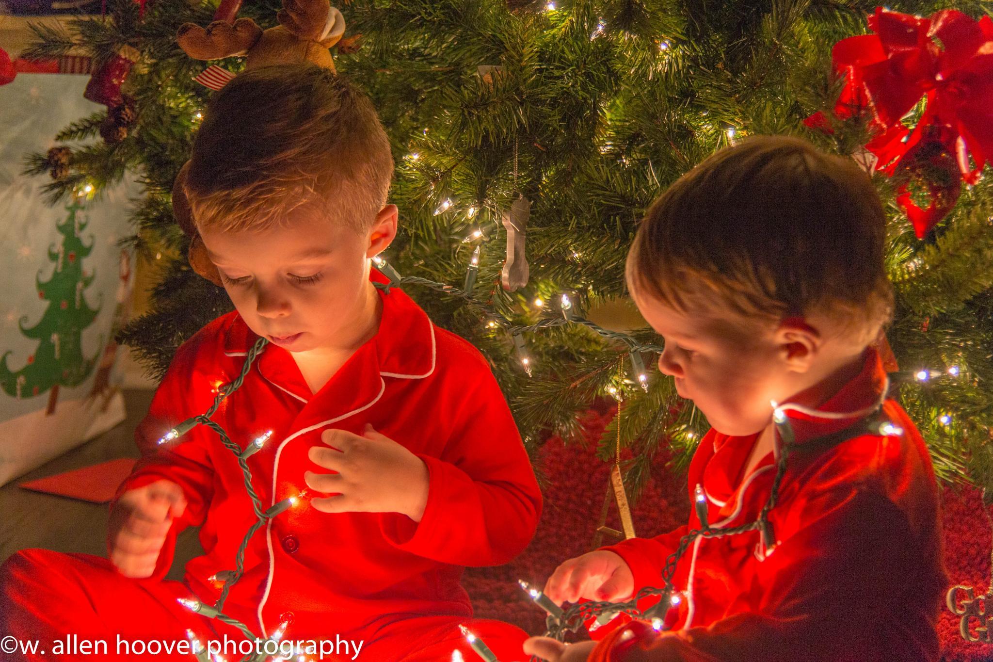 Christmas Magic by Wayne A. Hoover