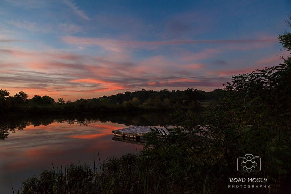 Lee Creek, Belleville WV by Road Mosey Photography - Robin Brandjes