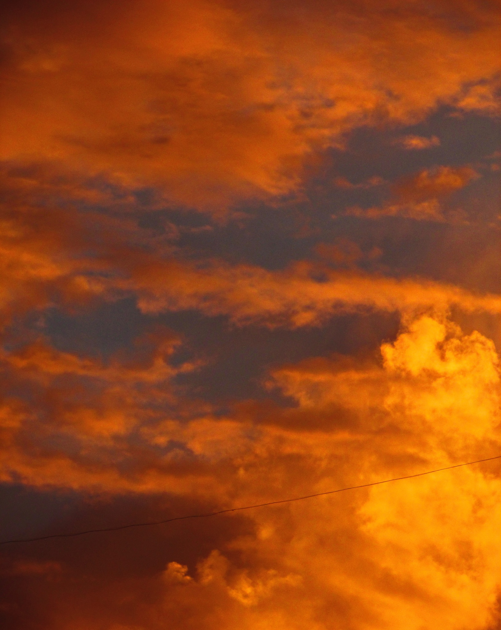 Fire in the sky 2 by freakbrother