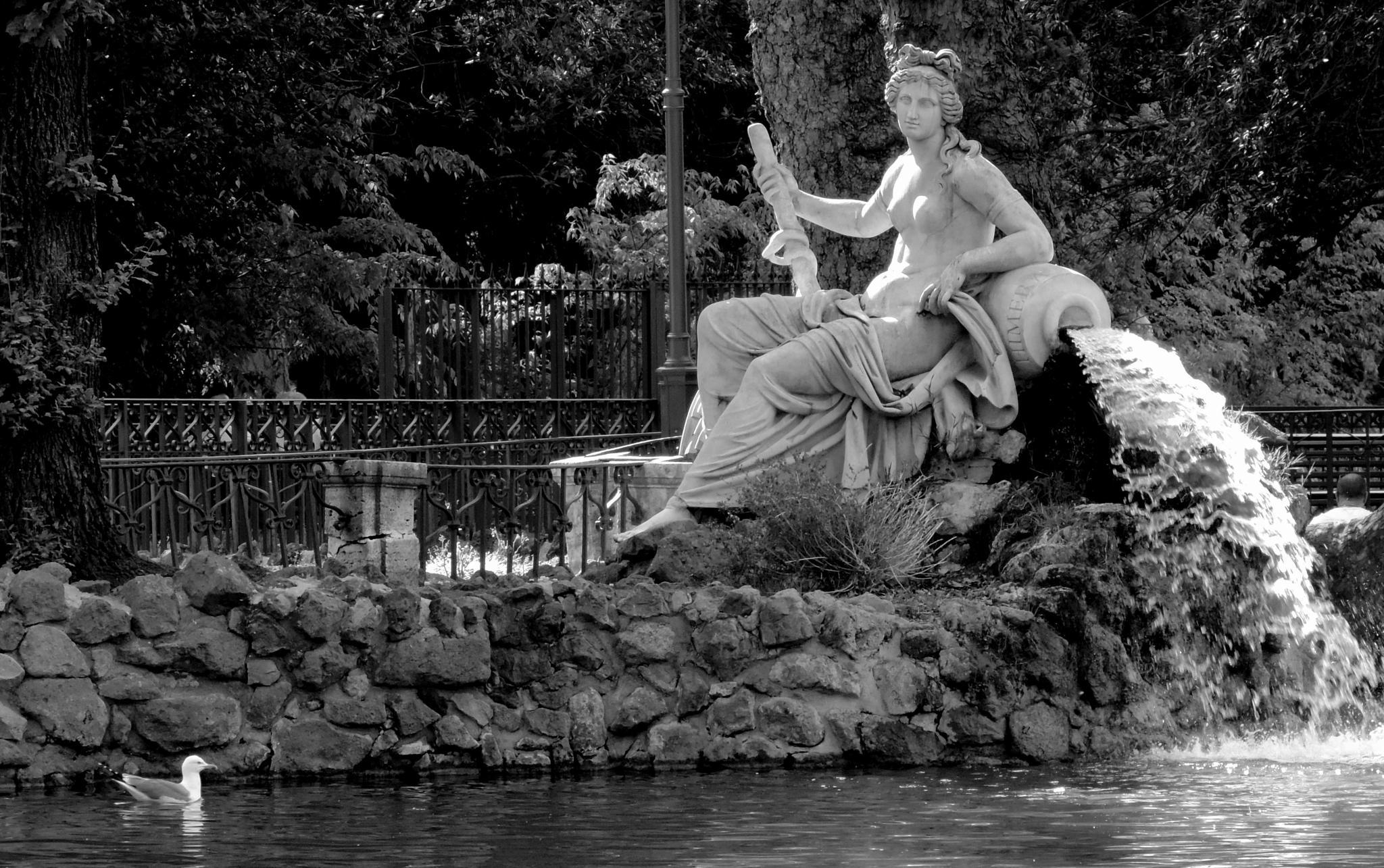 le fontane di ROMA by biafrano1960