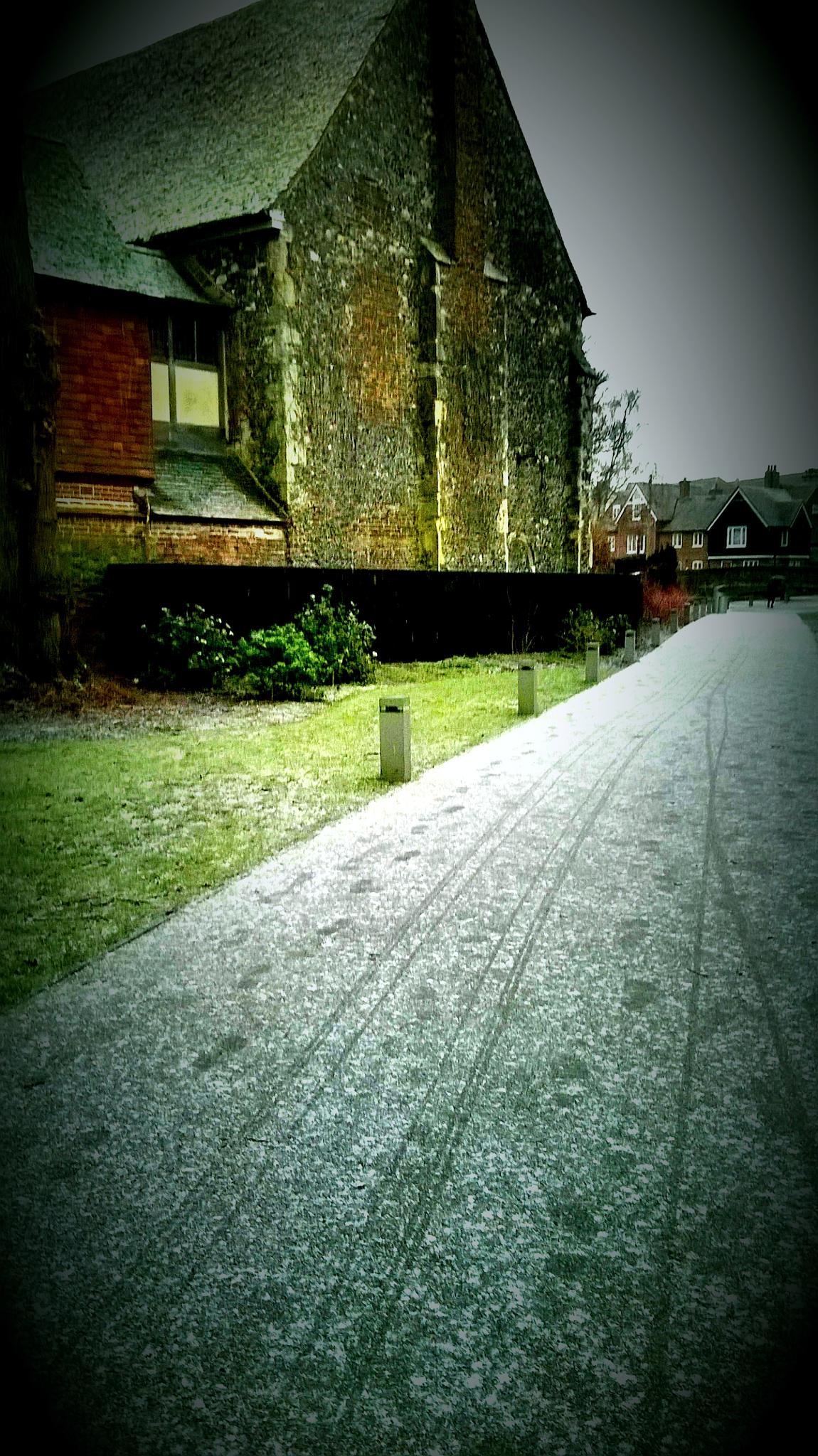 Snow by gemma smith