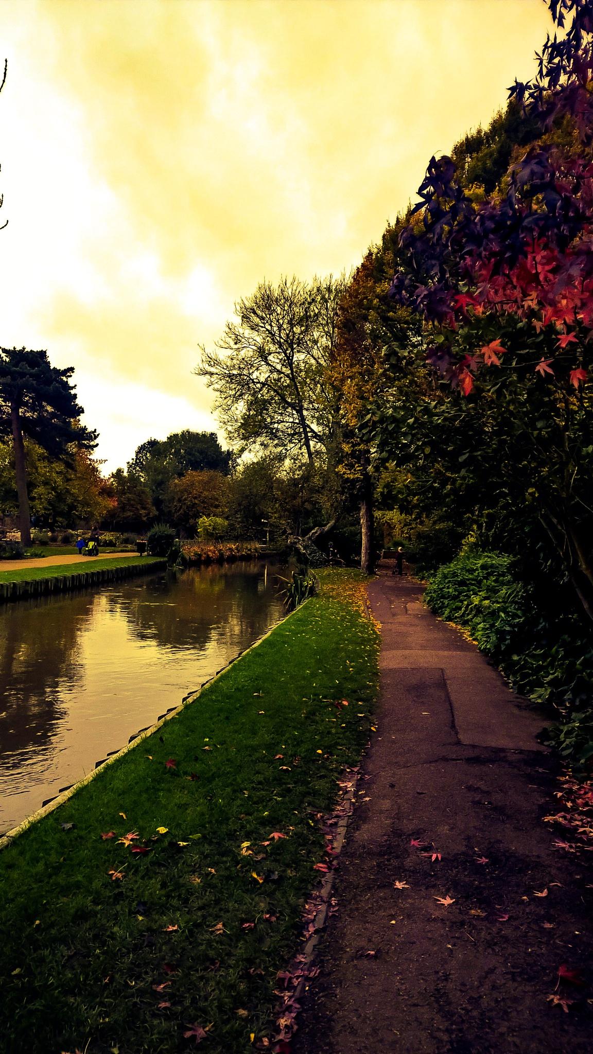 Autumn by gemma smith