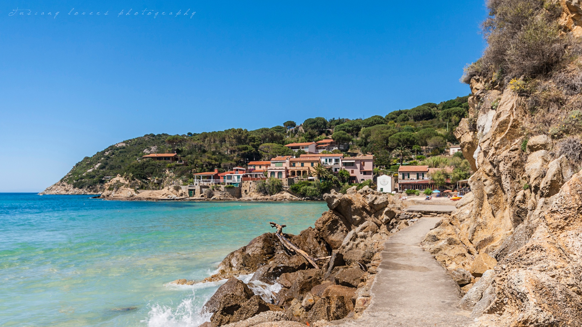 Path to Scaglieri by CARRARA Matteo