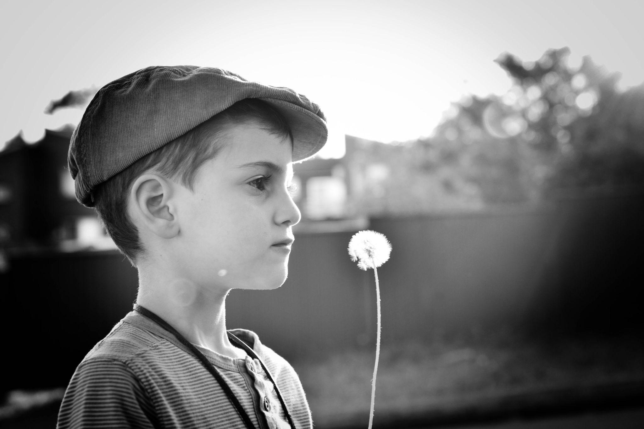 The little man by robertporta7