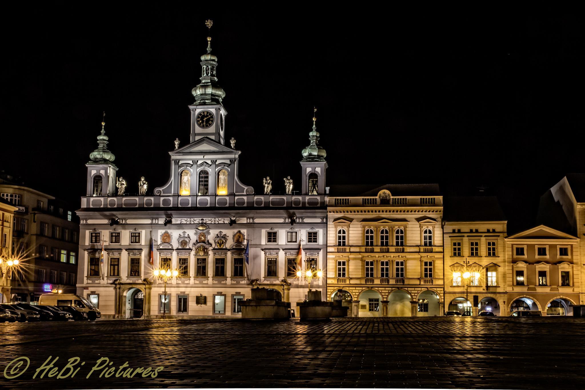 České Budějovice by Hesse Photography