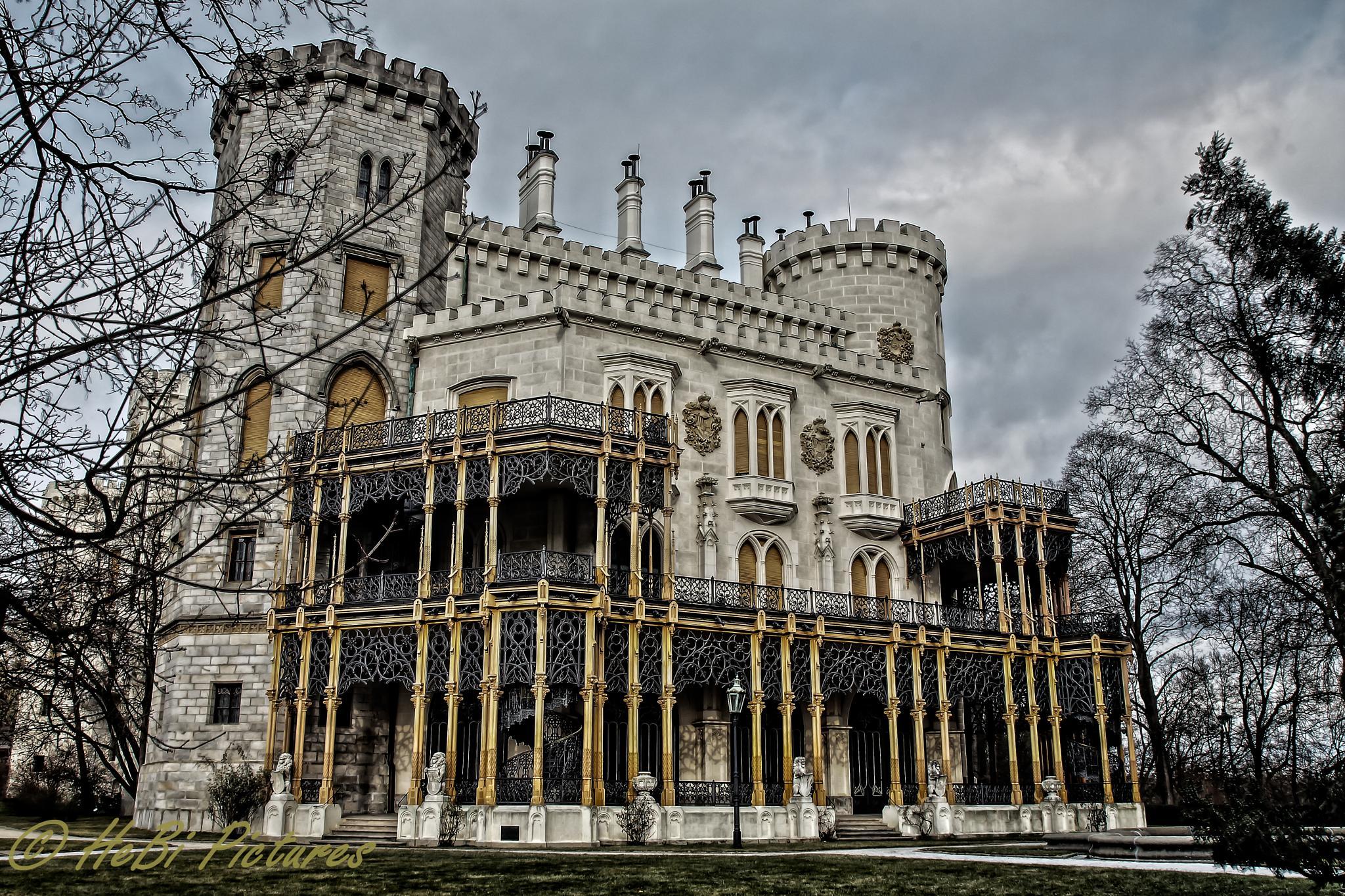 Schloss Hluboká nad Vltavou by Hesse Photography