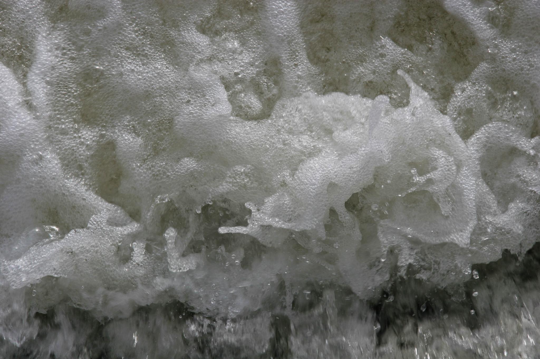 Frothy water by stewart.macintyre.7