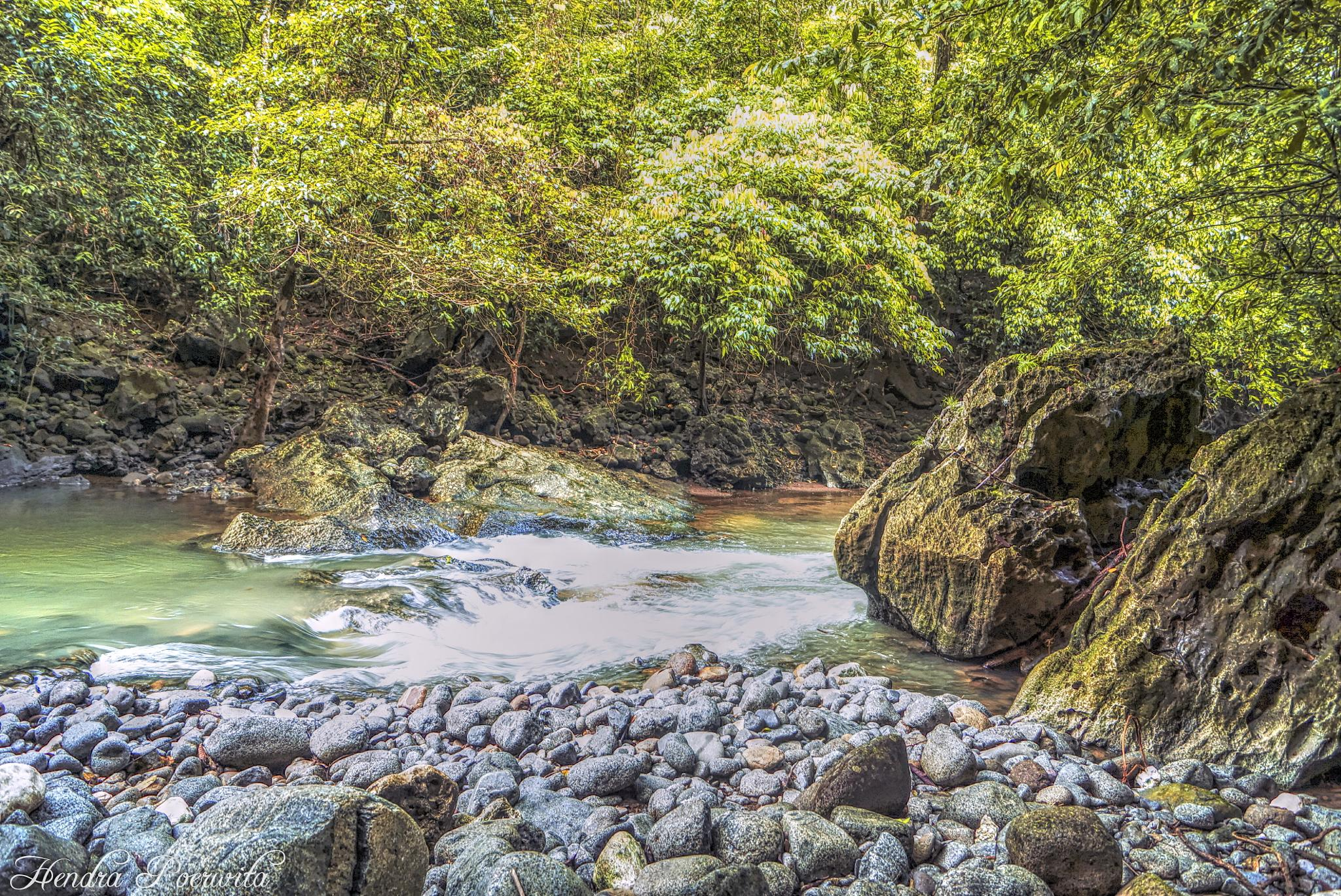 SHALLOW RIVER by hendra.poerwita