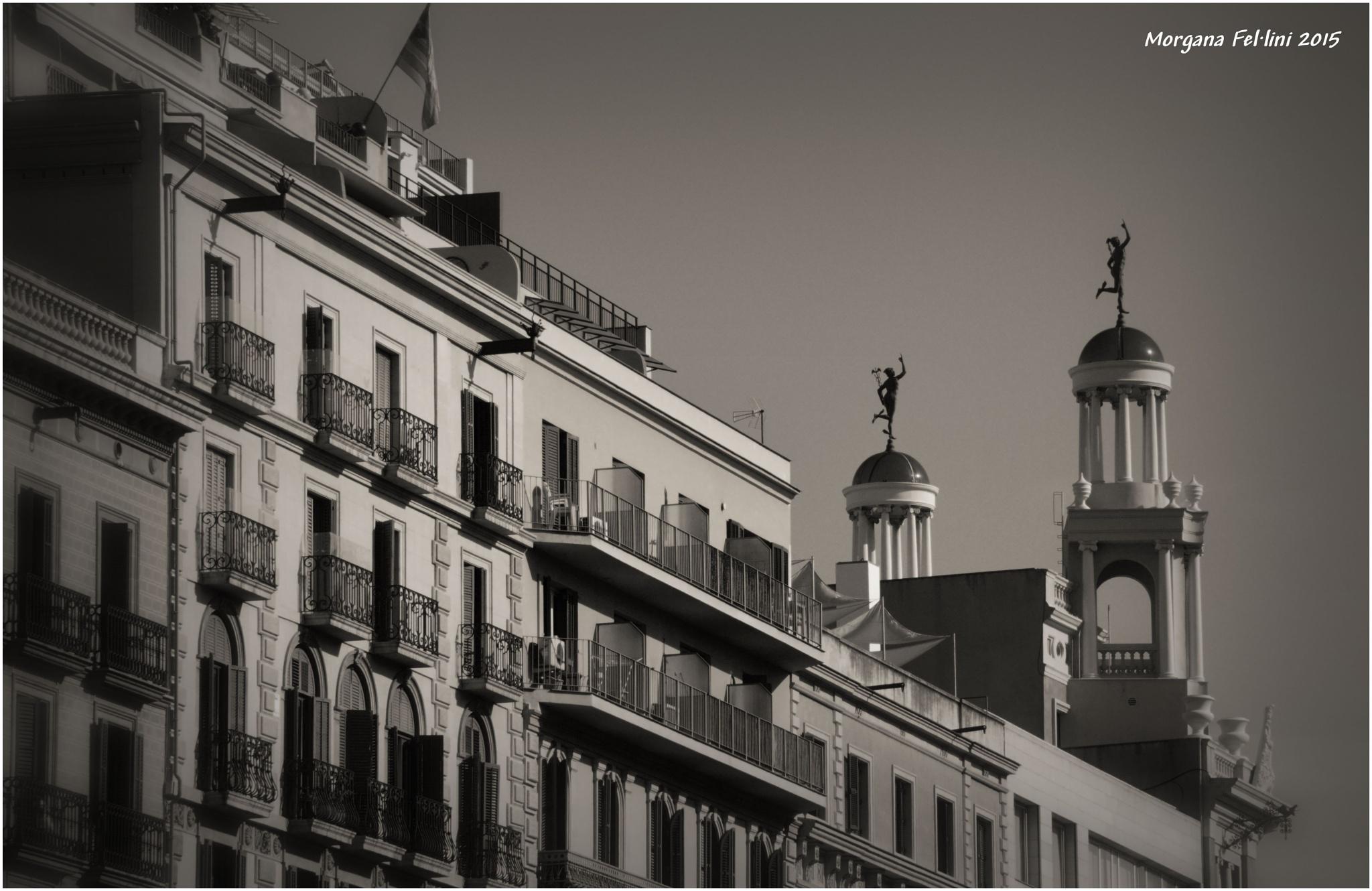 Barcelona by Reyes Cádiz Naranjo